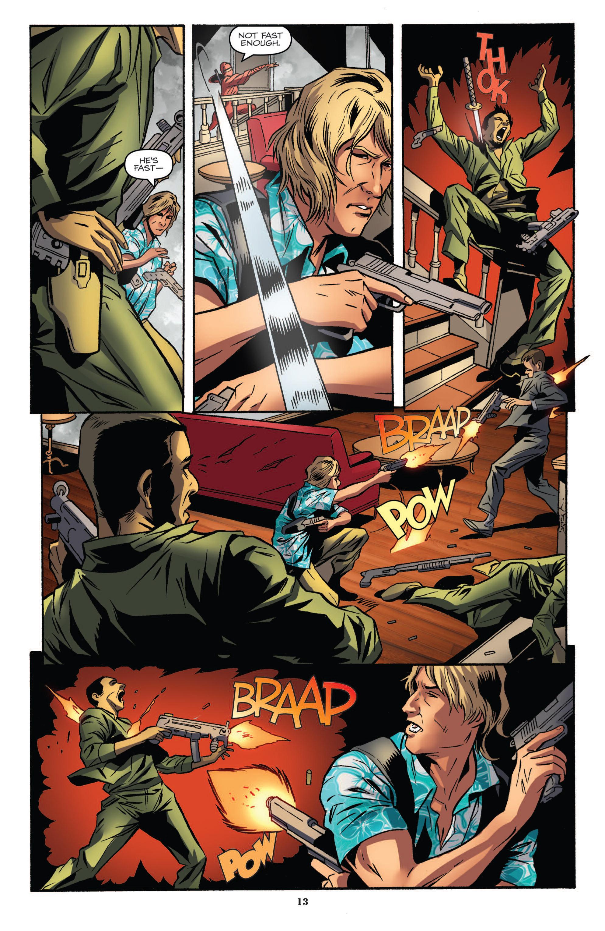 G.I. Joe: A Real American Hero 191 Page 14