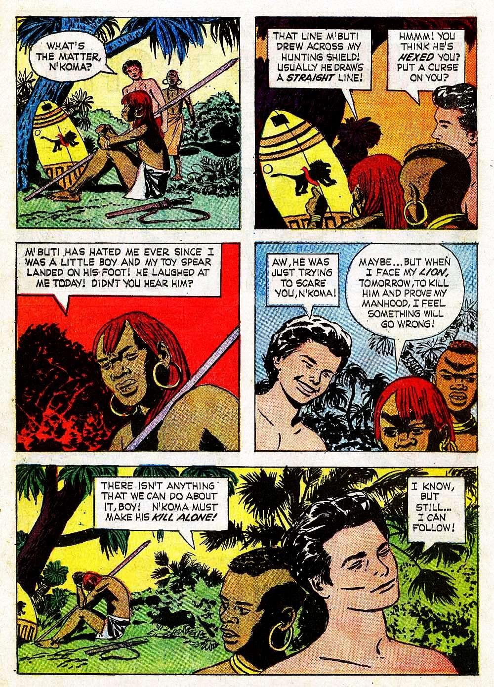 Tarzan (1962) issue 139 - Page 20