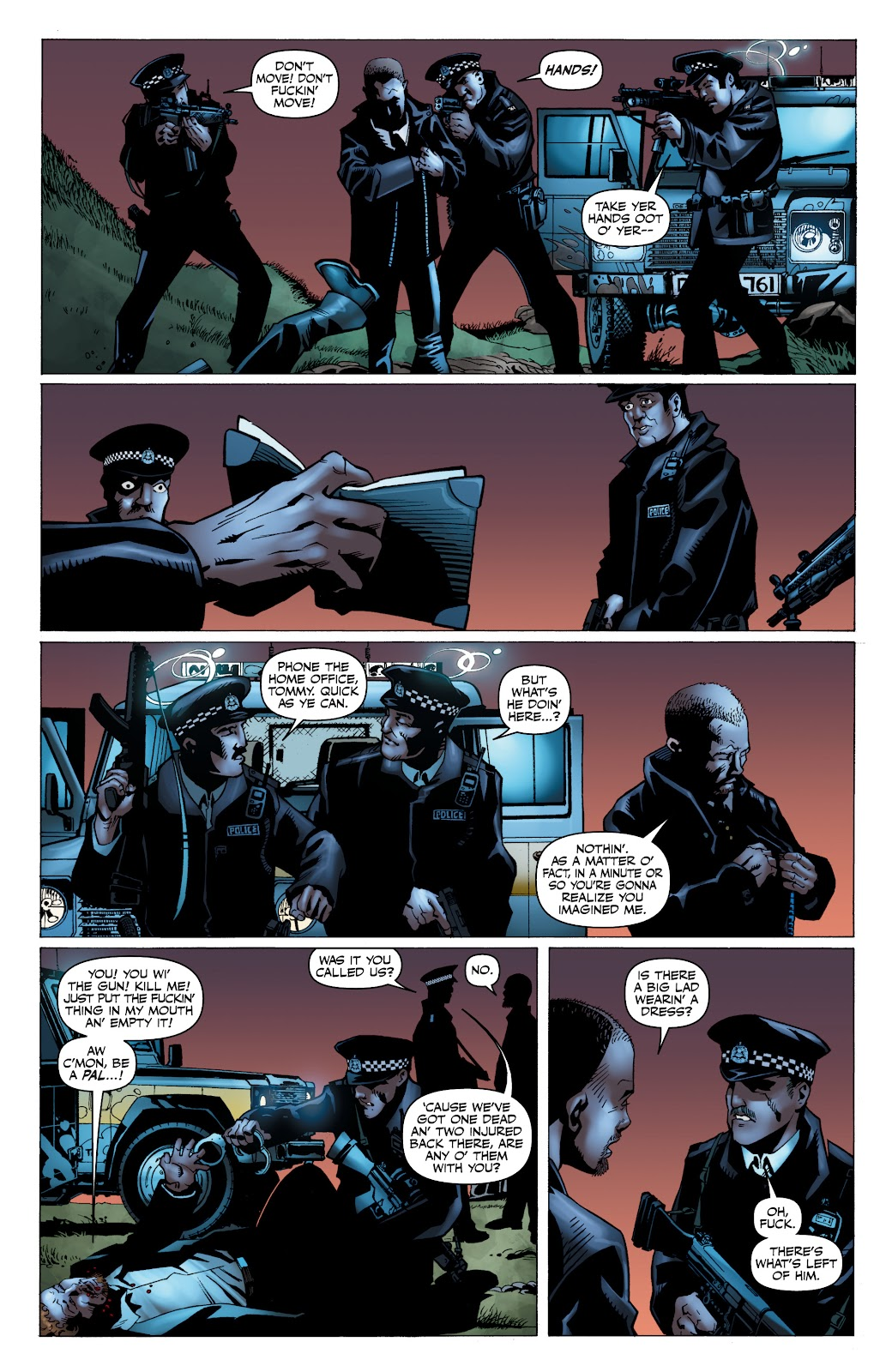 Read online The Boys Omnibus comic -  Issue # TPB 4 (Part 4) - 35