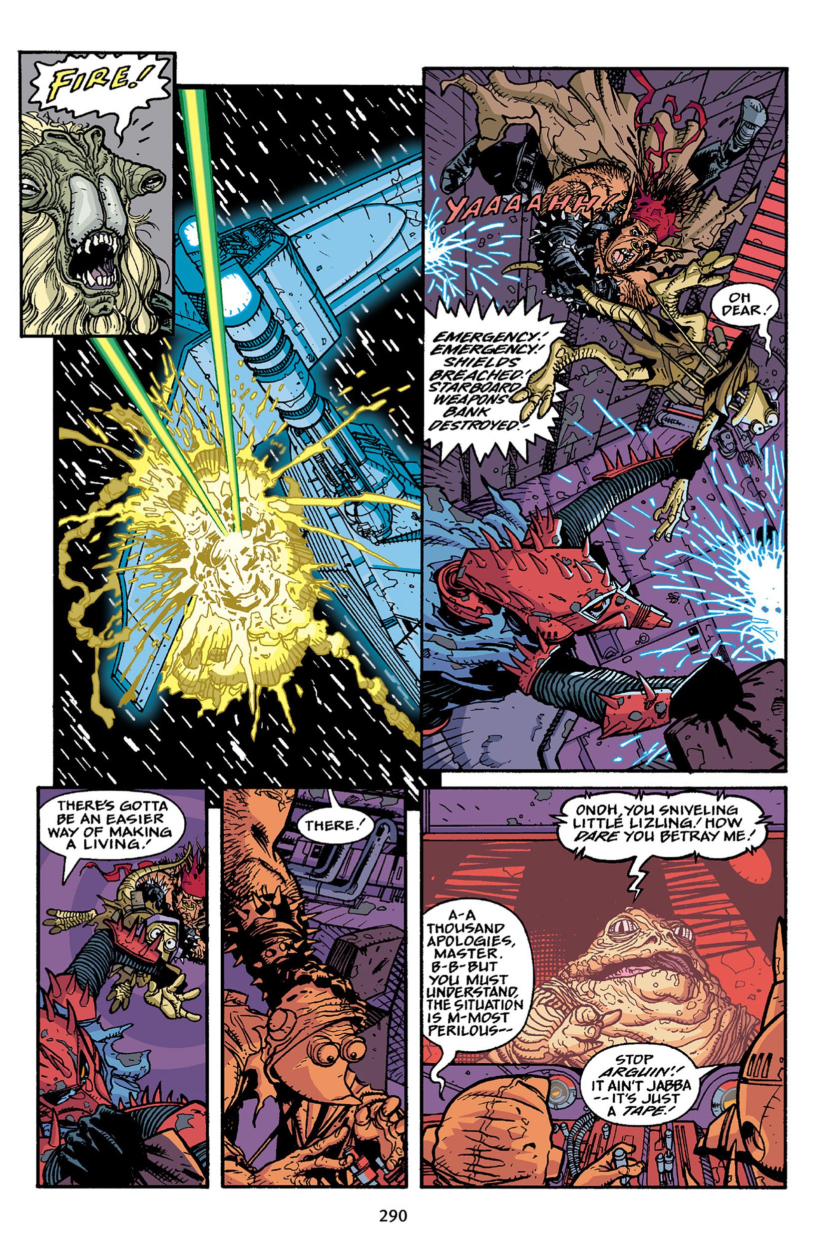 Read online Star Wars Omnibus comic -  Issue # Vol. 30 - 287