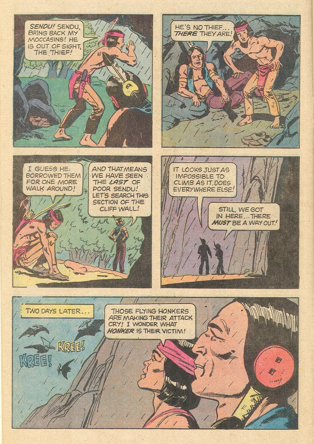 Read online Turok, Son of Stone comic -  Issue #129 - 12