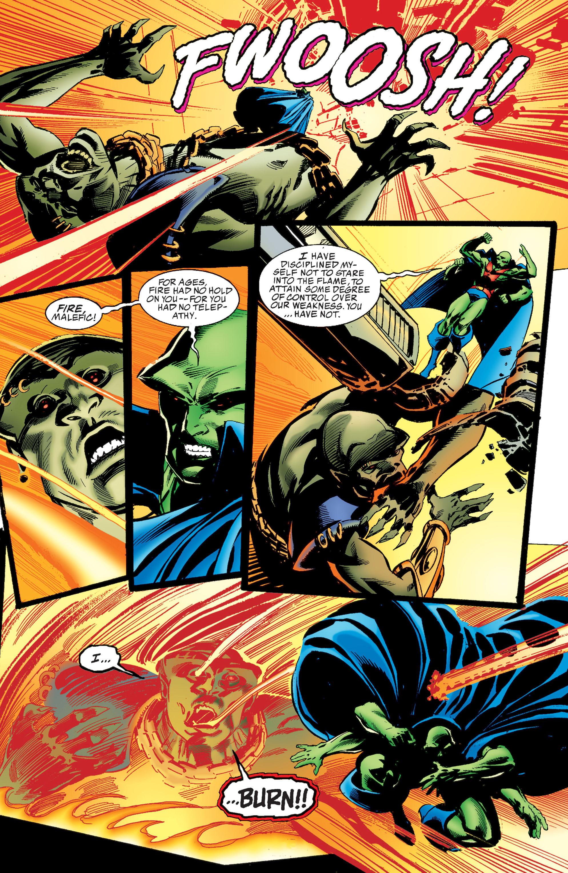 Read online Martian Manhunter: Son of Mars comic -  Issue # TPB - 231