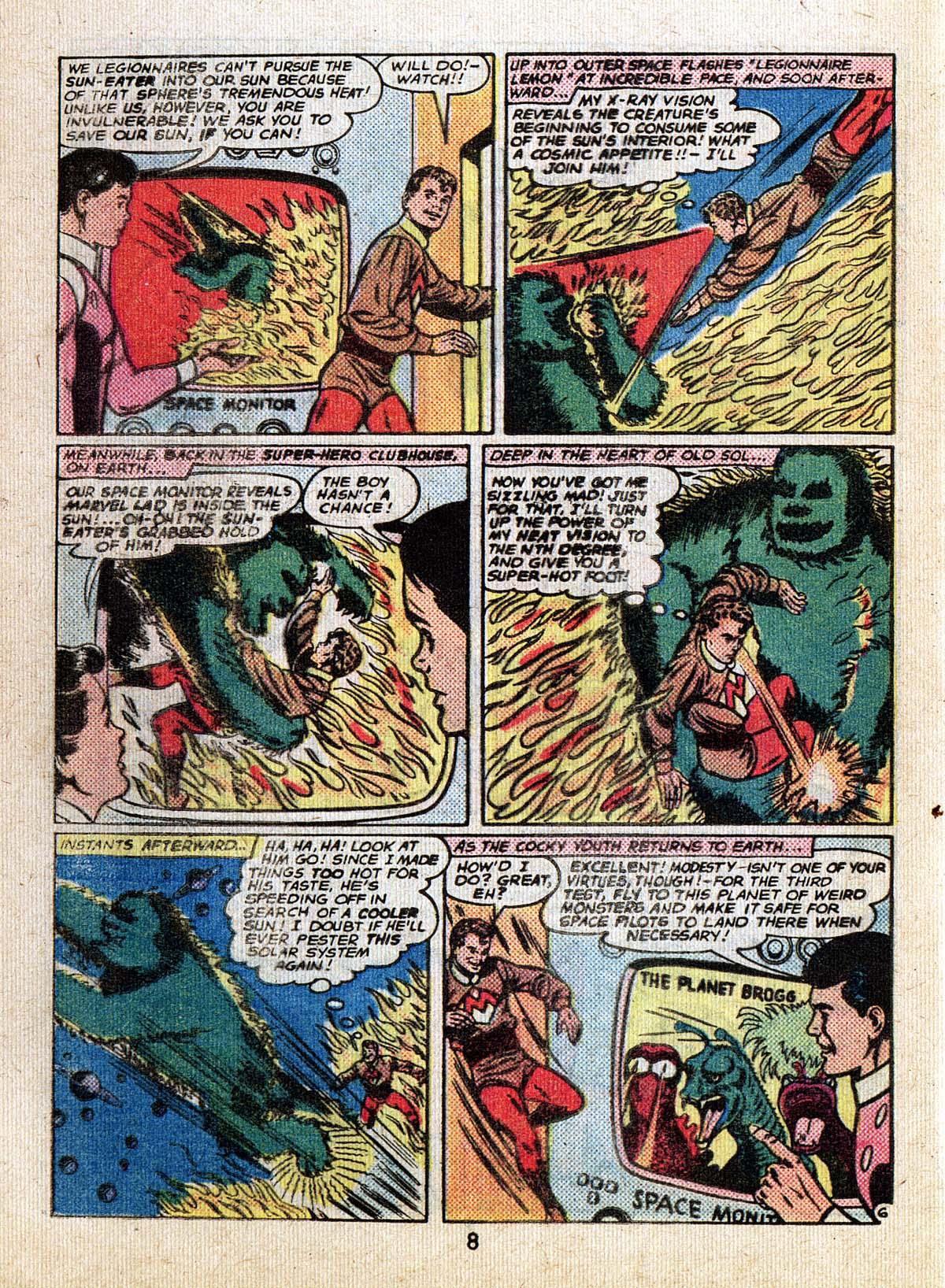 Read online Adventure Comics (1938) comic -  Issue #500 - 8