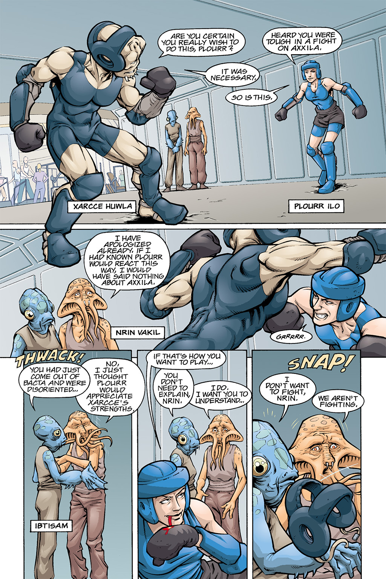 Read online Star Wars Omnibus comic -  Issue # Vol. 3 - 279
