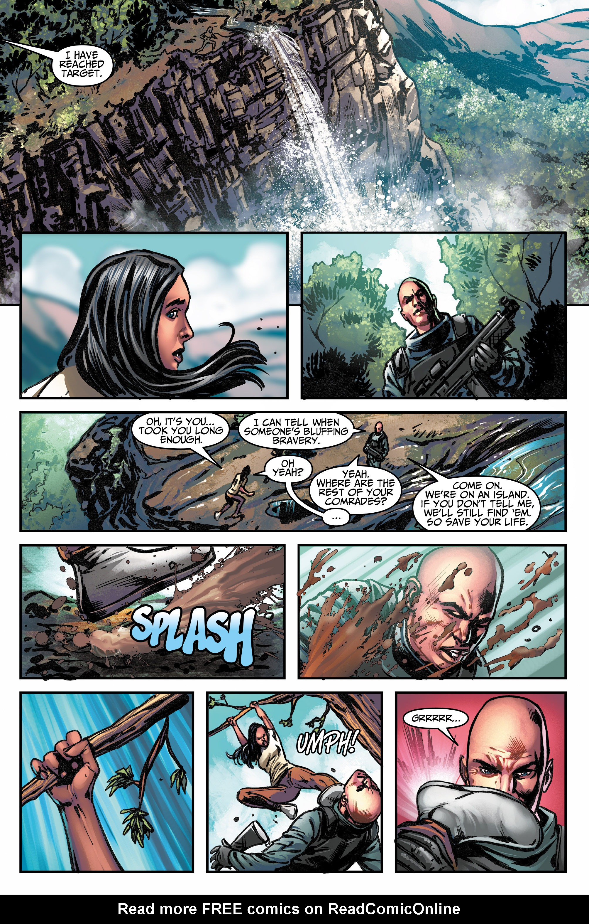 Read online Assassin's Creed (2015) comic -  Issue #14 - 24
