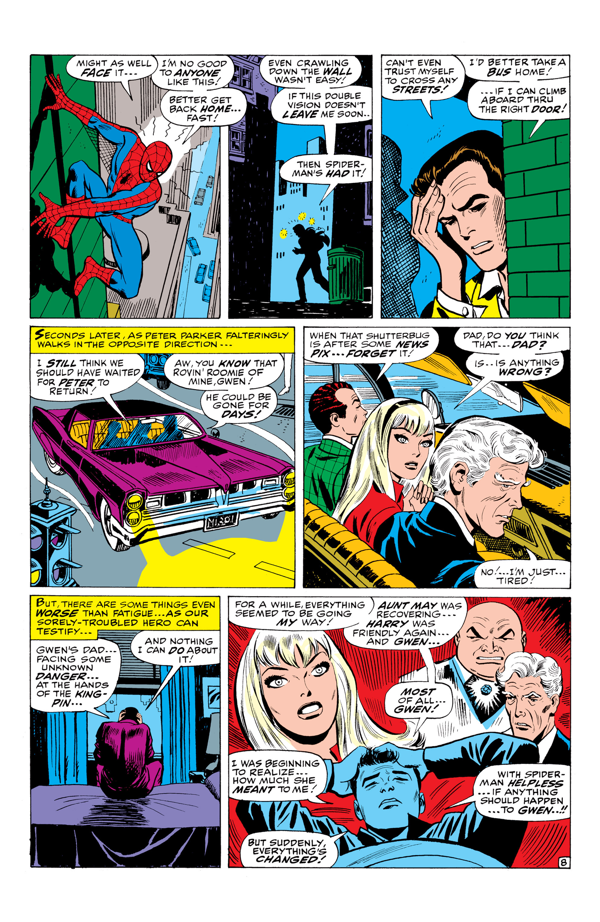 The Amazing Spider-Man (1963) 60 Page 8
