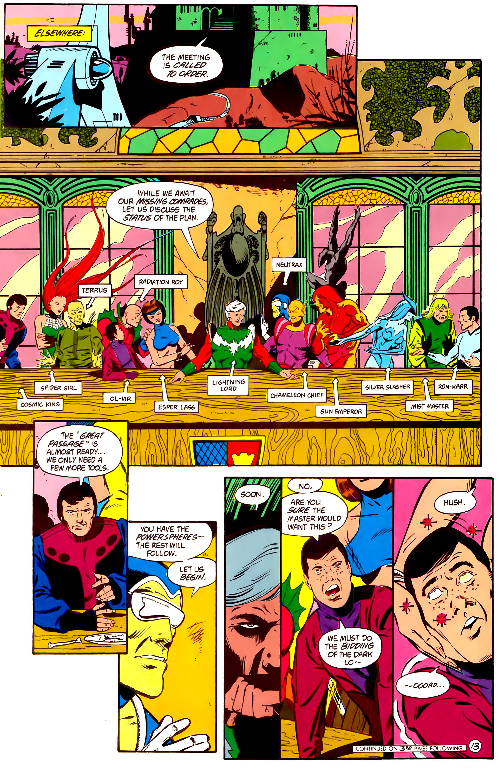 Legion of Super-Heroes (1984) 2 Page 14