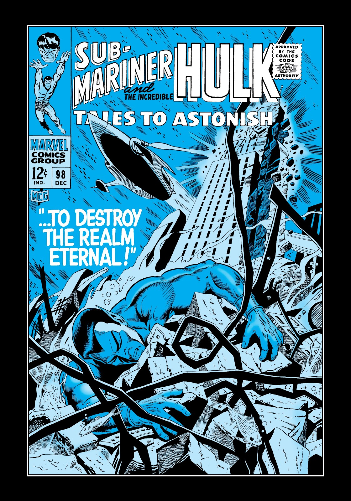 Read online Marvel Masterworks: The Incredible Hulk comic -  Issue # TPB 3 (Part 3) - 5