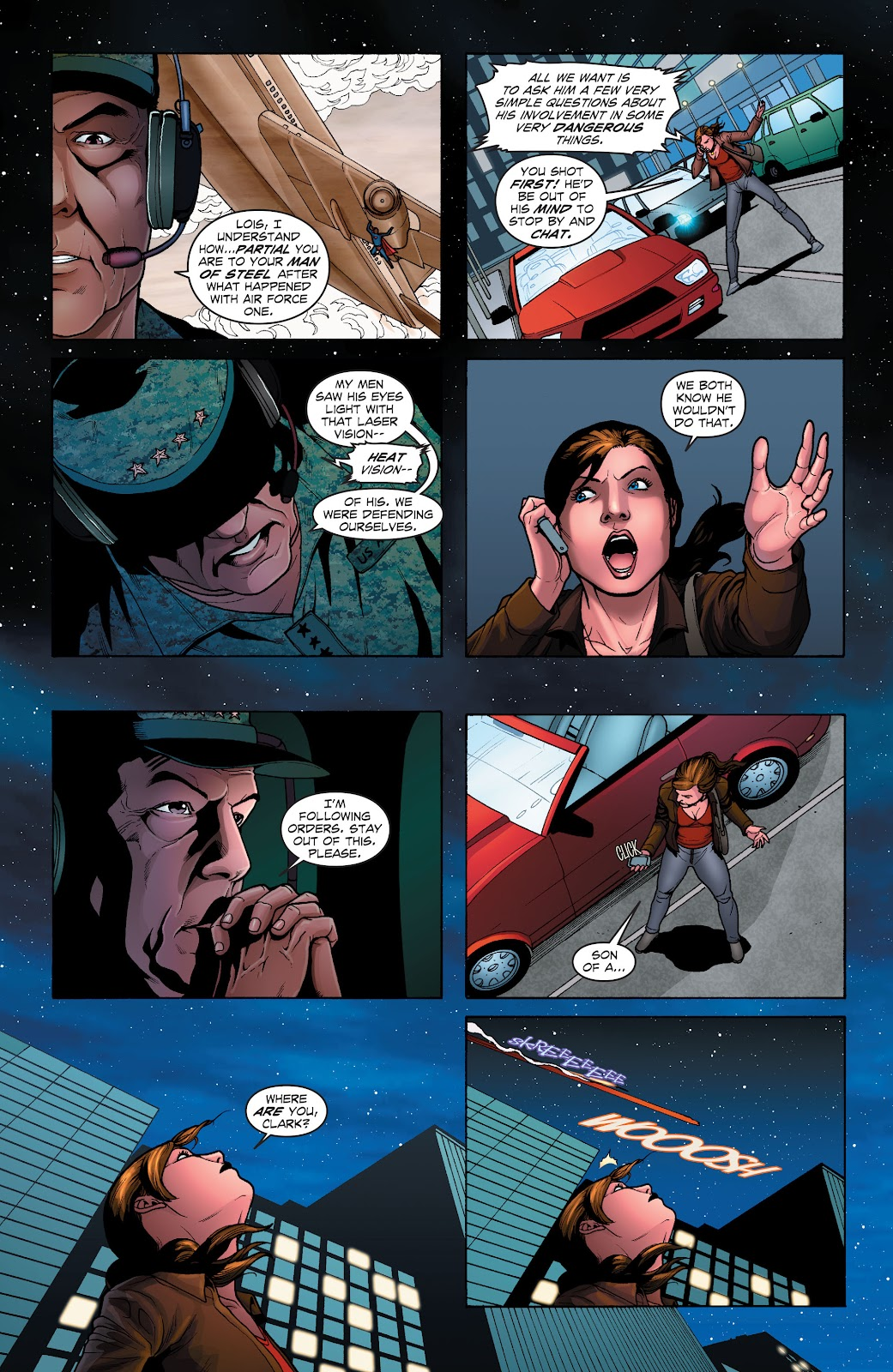 Read online Smallville Season 11 [II] comic -  Issue # TPB 1 - 82