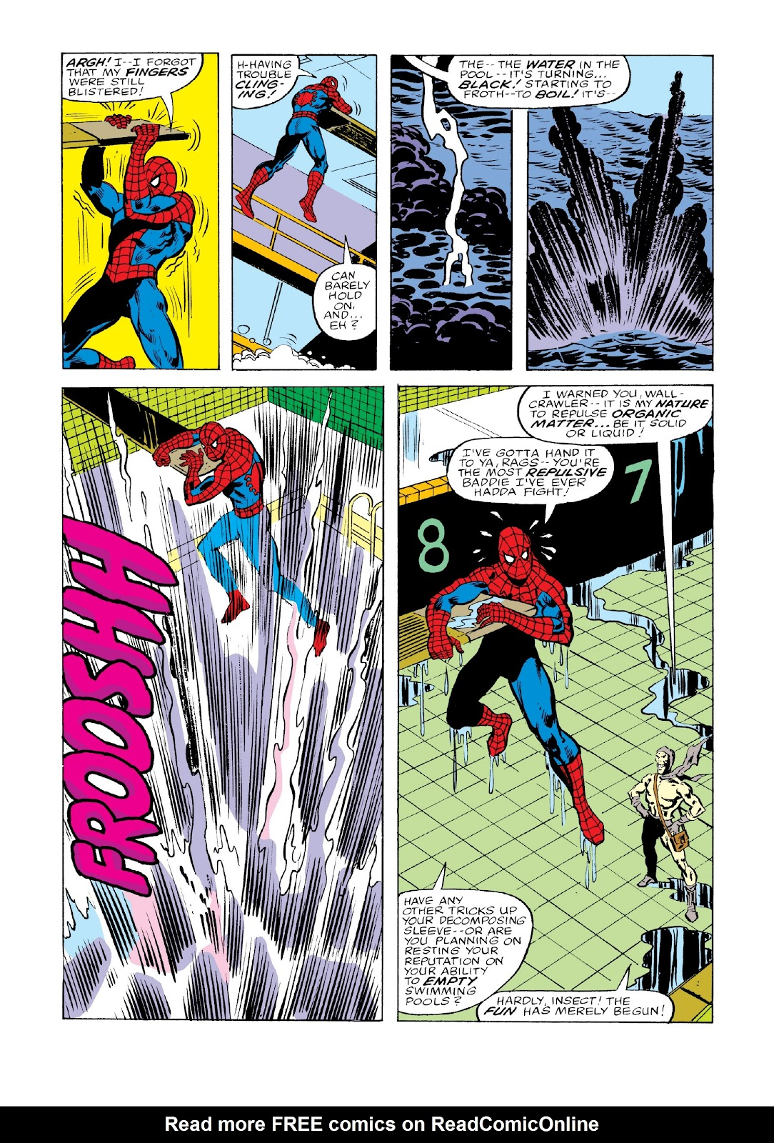 Read online Marvel Masterworks: The Spectacular Spider-Man comic -  Issue # TPB 2 (Part 3) - 69