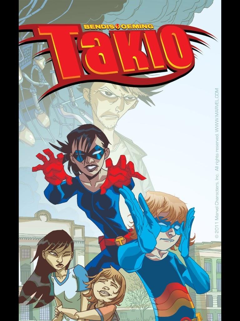 Read online Takio (2011) comic -  Issue # TPB - 1