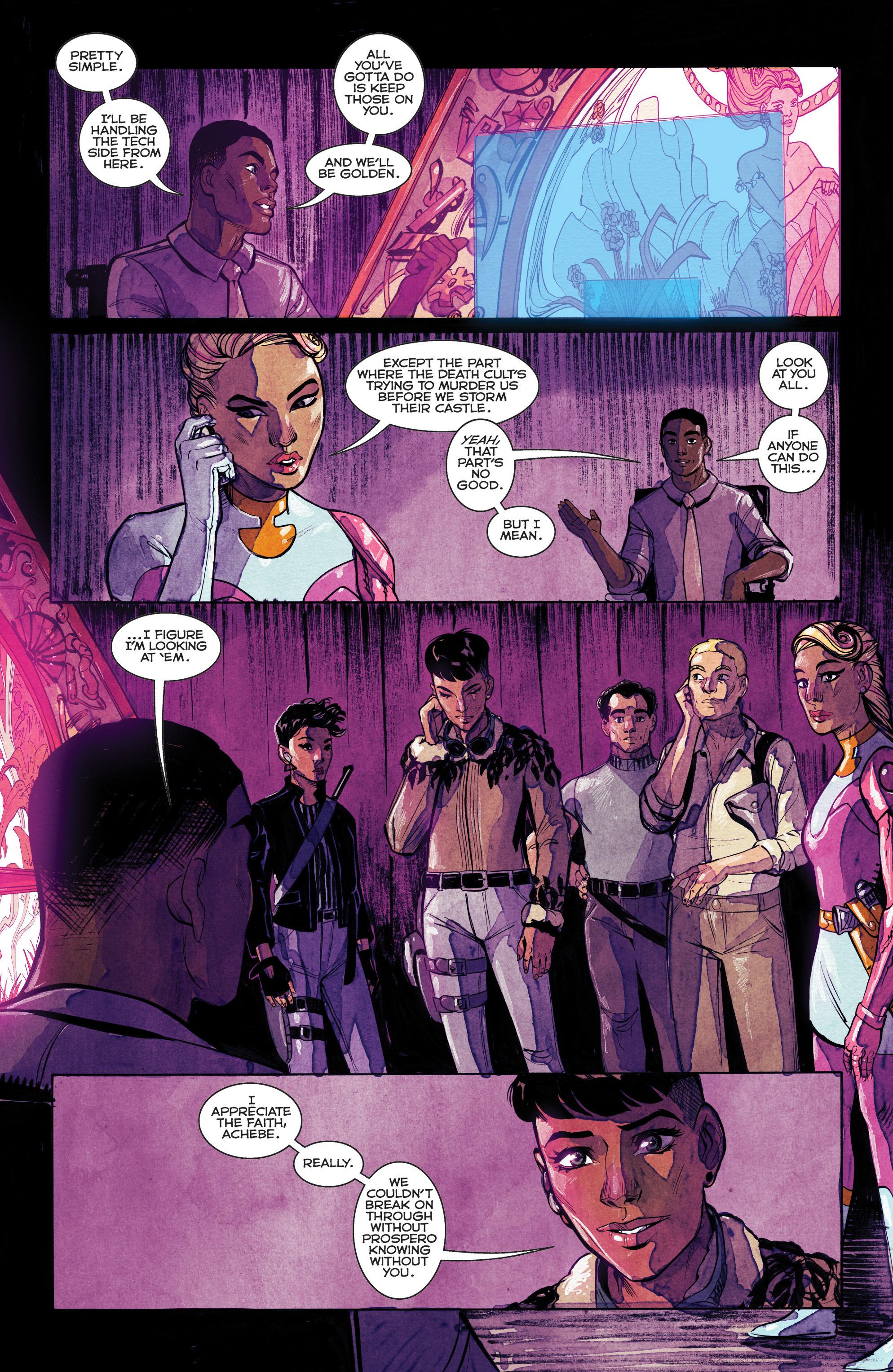 Read online Shutter comic -  Issue #25 - 13