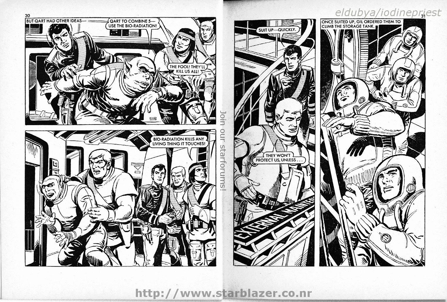 Starblazer issue 101 - Page 17