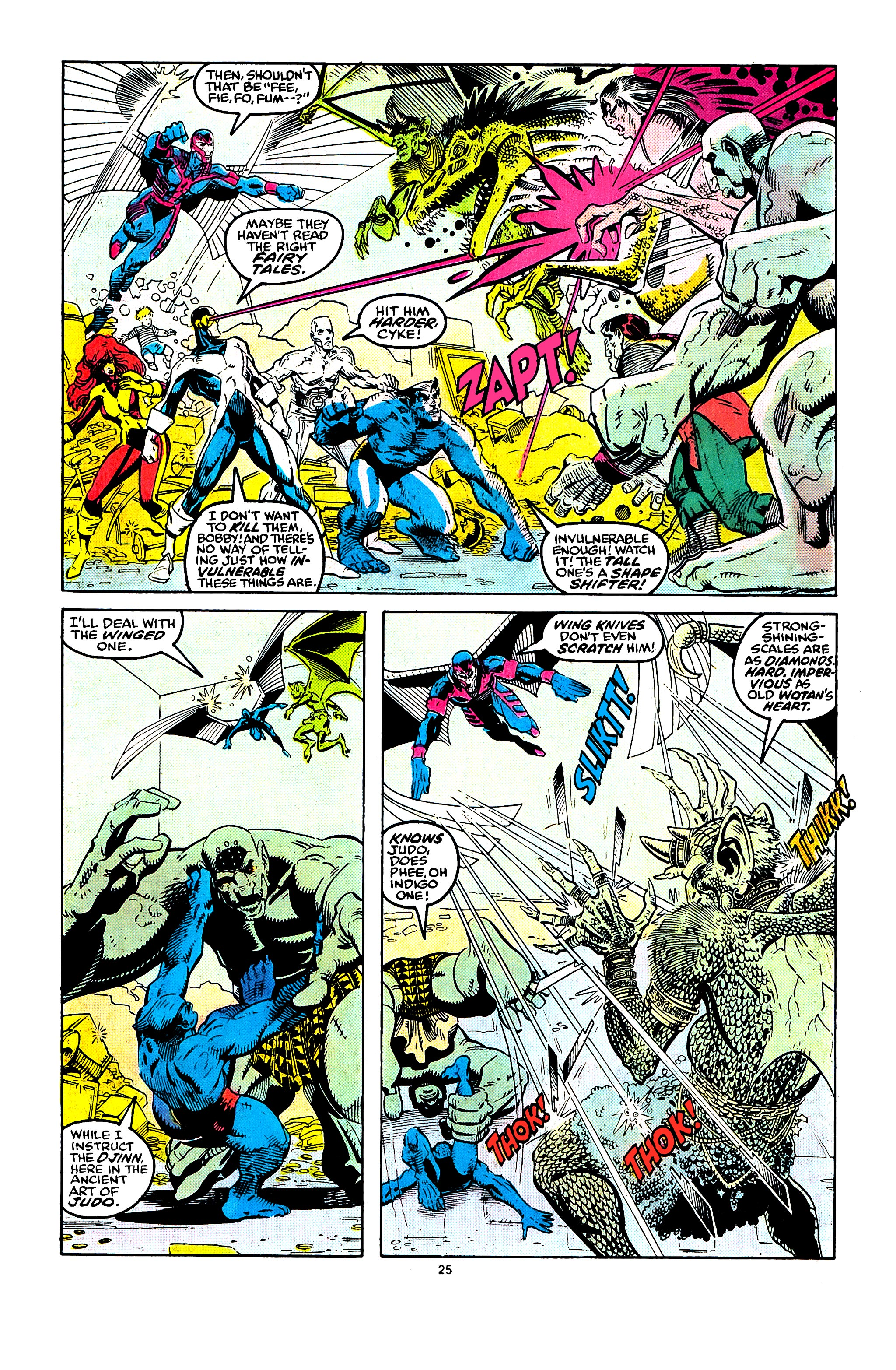 Read online X-Factor (1986) comic -  Issue #41 - 20