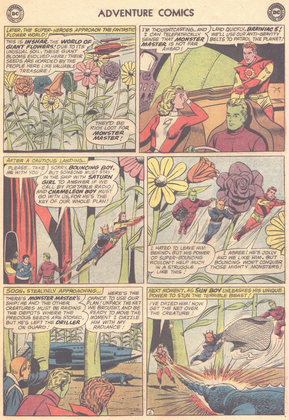 Read online Adventure Comics (1938) comic -  Issue #309 - 14