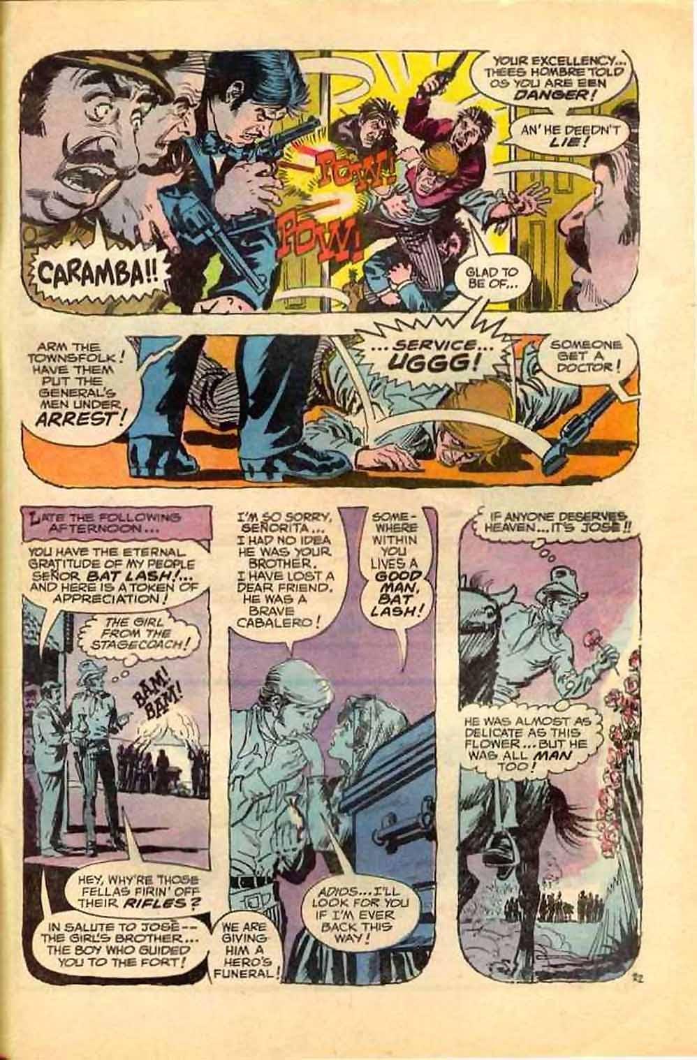 Bat Lash (1968) issue 4 - Page 29