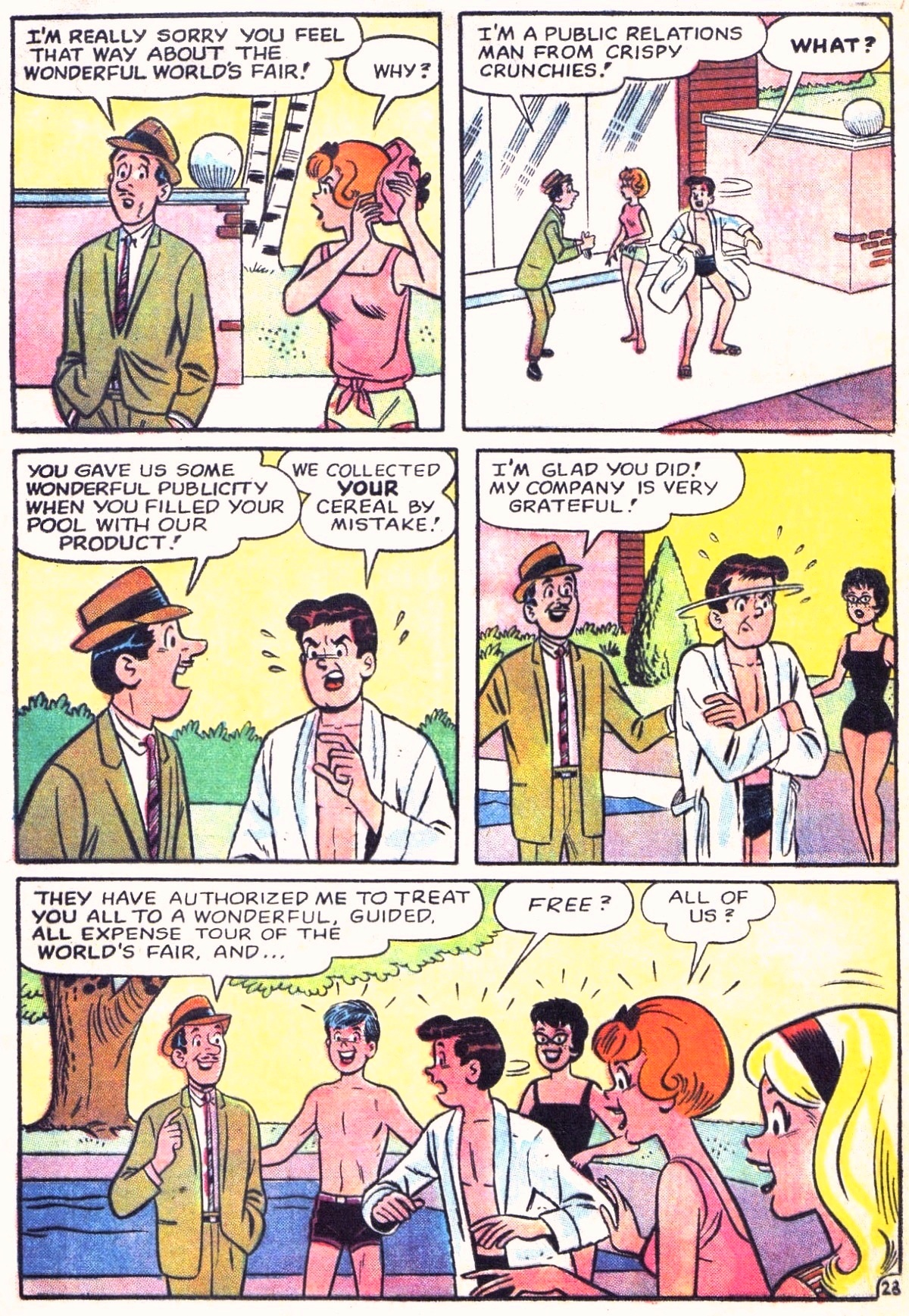 Read online She's Josie comic -  Issue #9 - 32