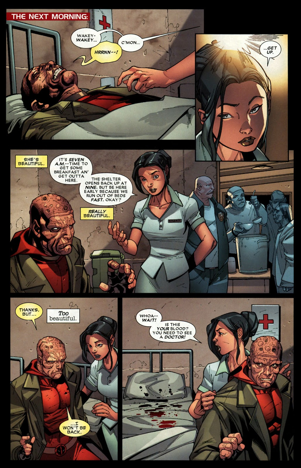 Read online Deadpool (2008) comic -  Issue #6 - 10