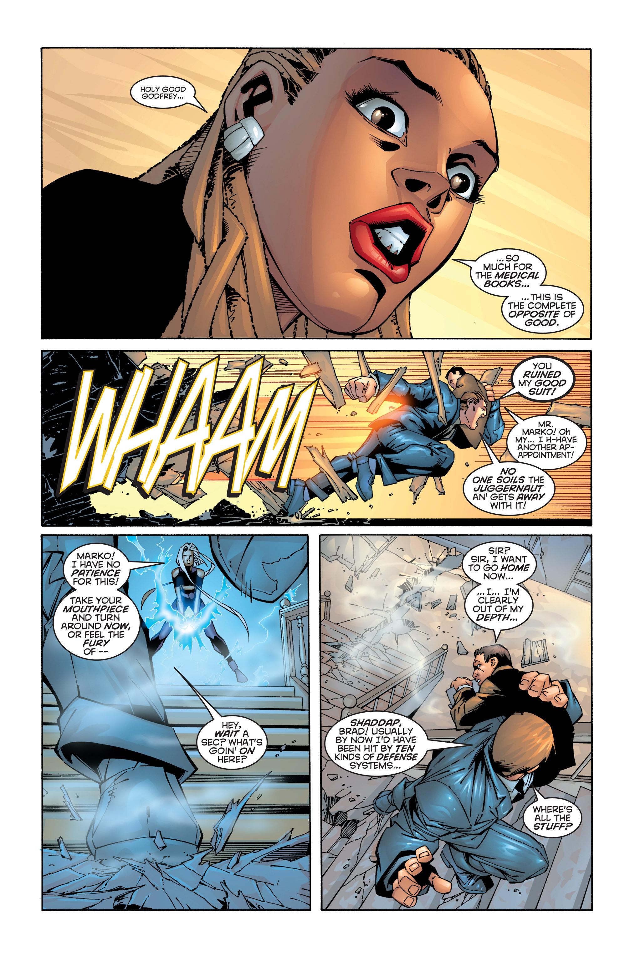X-Men (1991) 70 Page 22