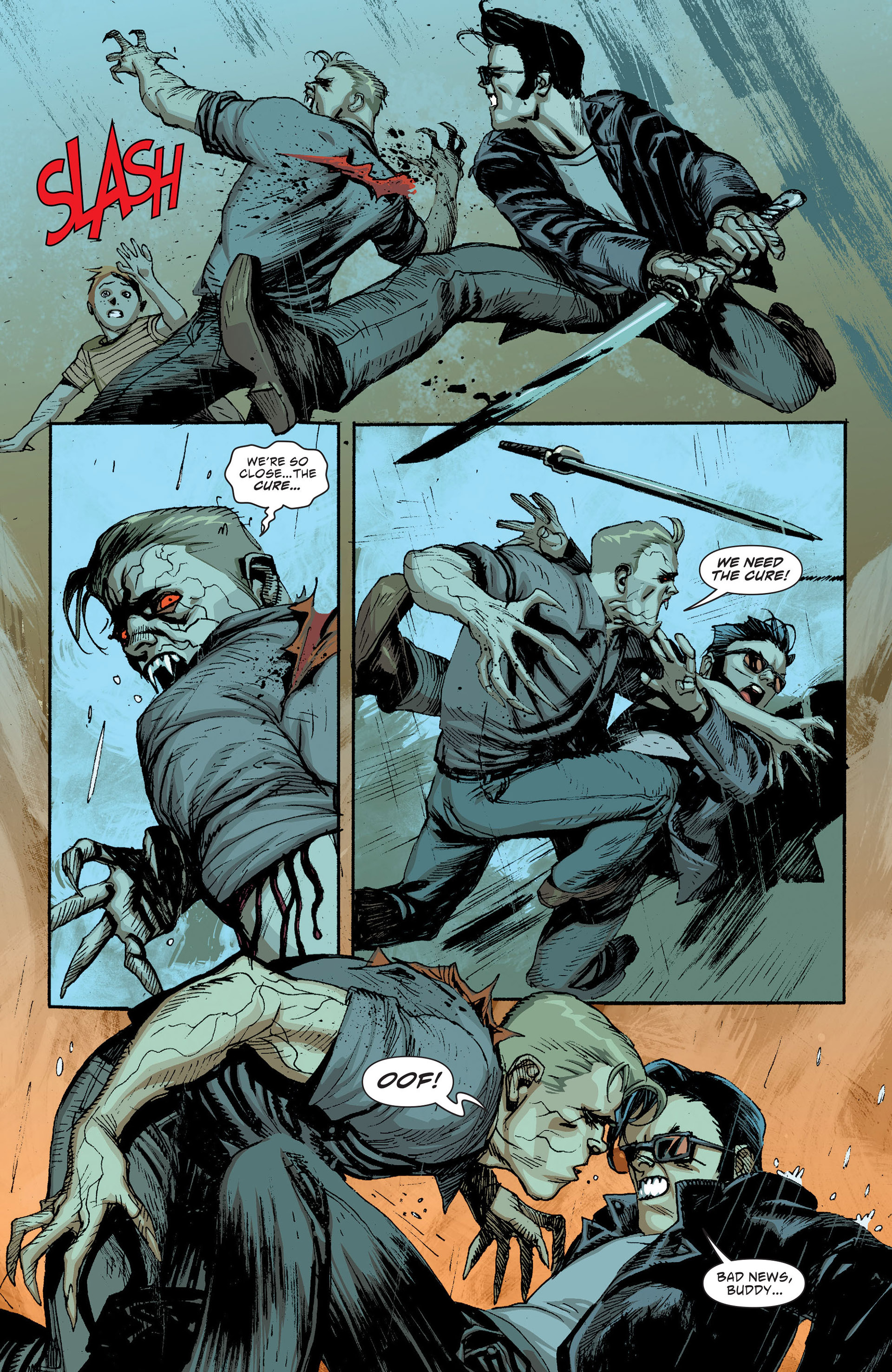 Read online American Vampire: The Long Road To Hell comic -  Issue # Full - 44