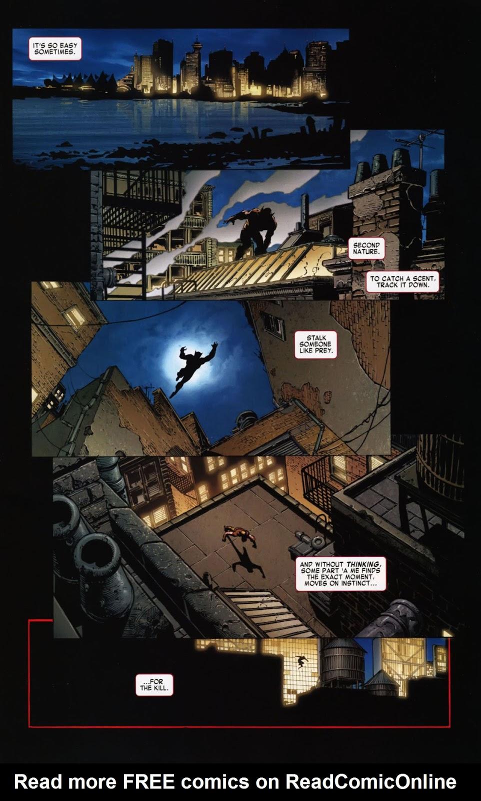 Read online Wolverine (2003) comic -  Issue #900 - 3