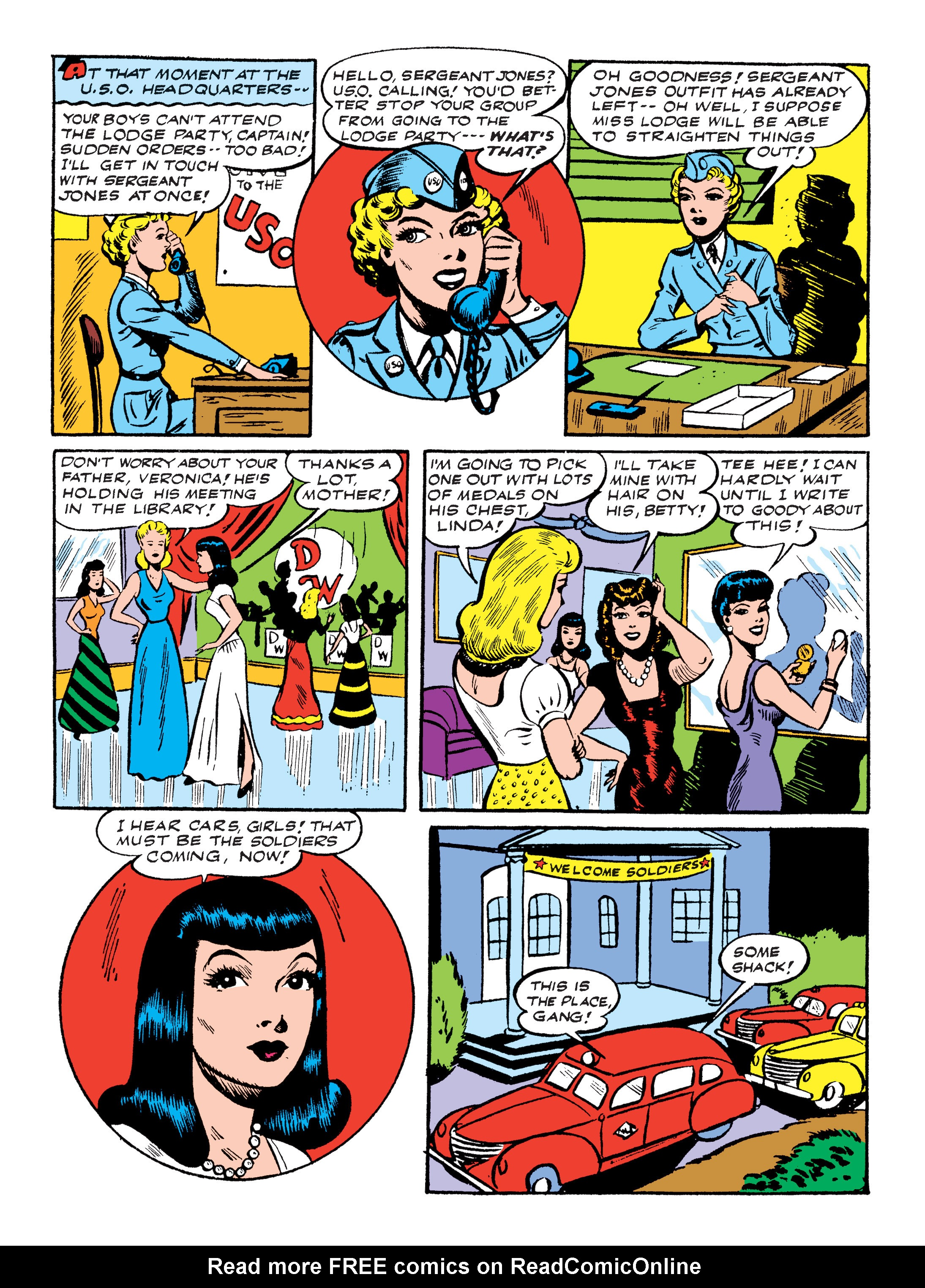 Read online Archie 75th Anniversary Digest comic -  Issue #3 - 16