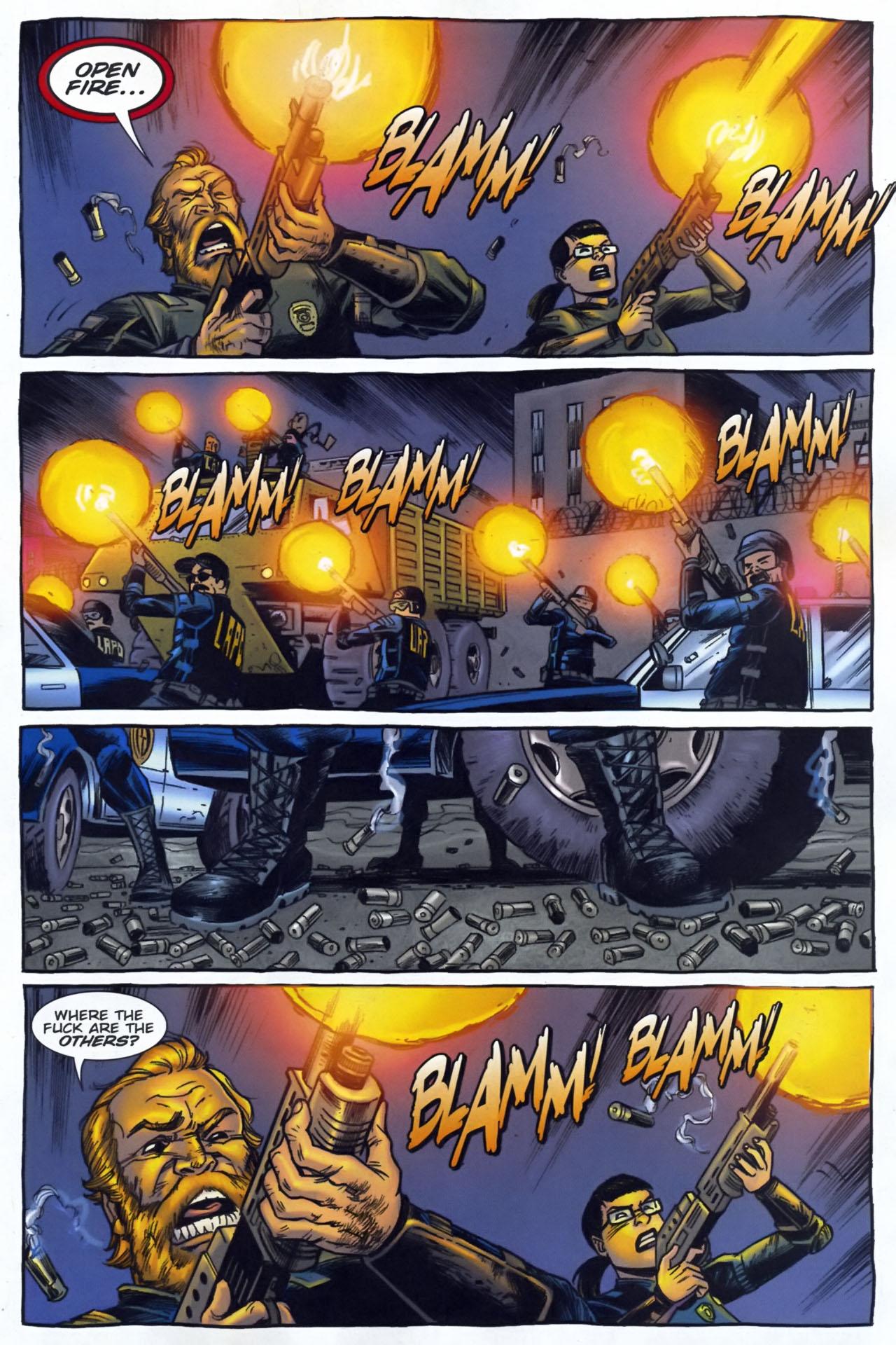 Read online The Exterminators comic -  Issue #29 - 19