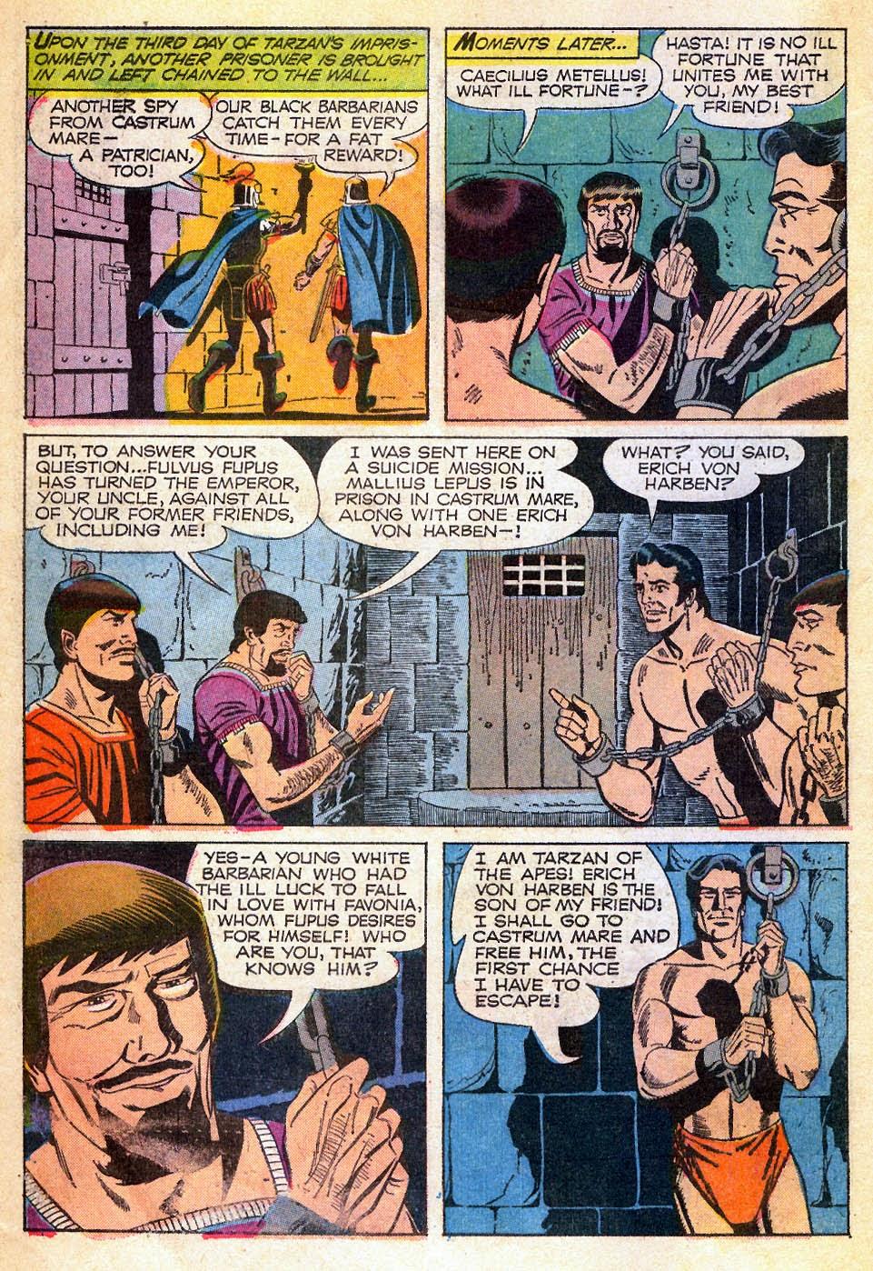 Tarzan (1962) issue 195 - Page 6