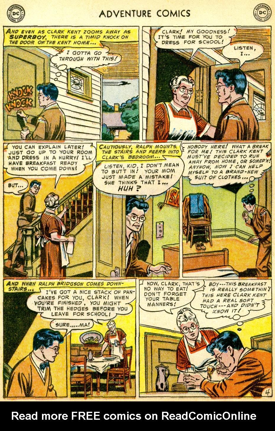 Read online Adventure Comics (1938) comic -  Issue #191 - 6