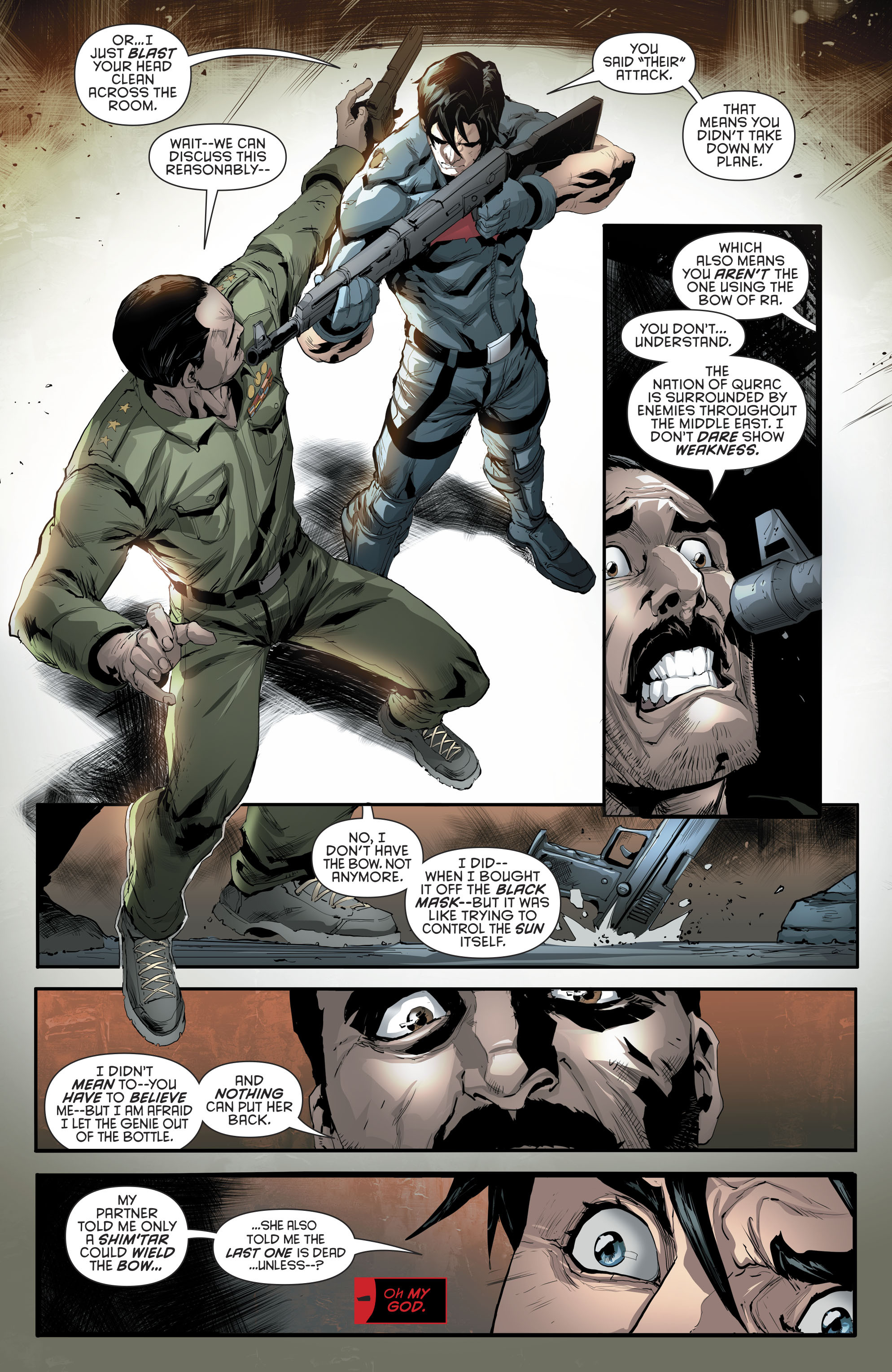 Read online Red Hood and the Outlaws (2016) comic -  Issue #10 - 18