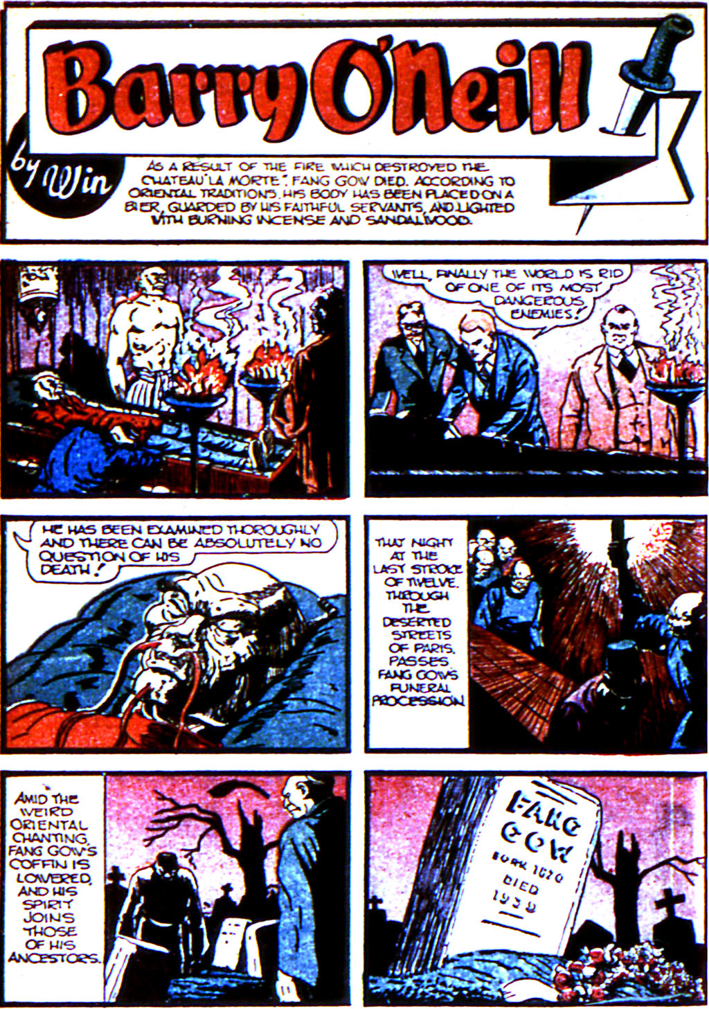 Read online Adventure Comics (1938) comic -  Issue #45 - 14