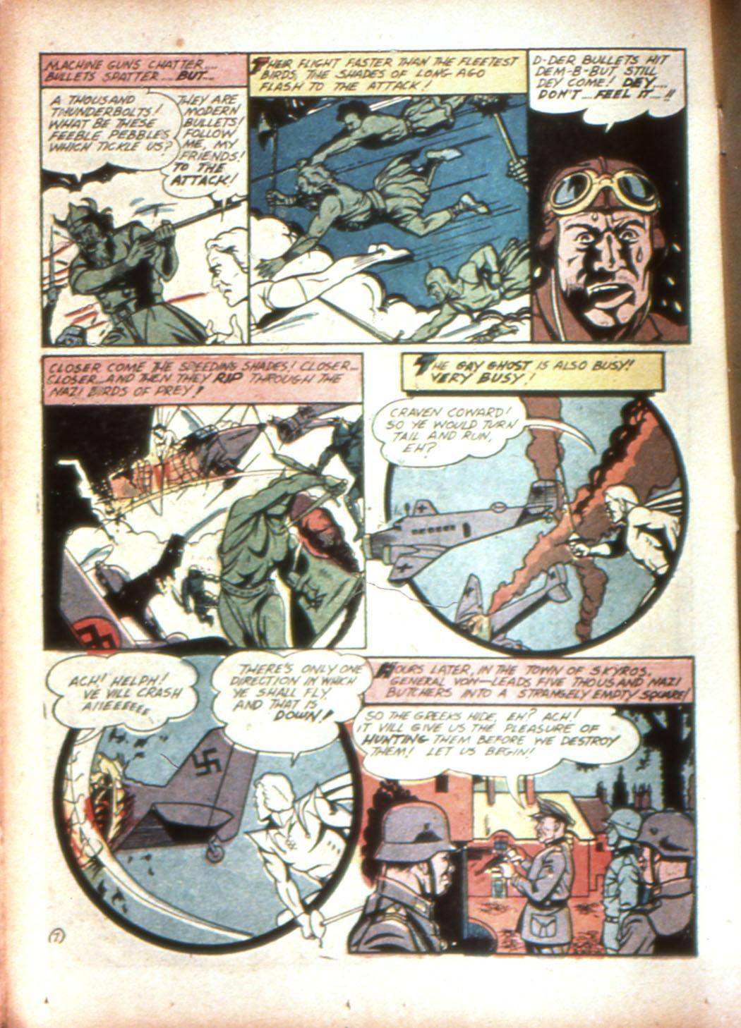 Read online Sensation (Mystery) Comics comic -  Issue #17 - 32