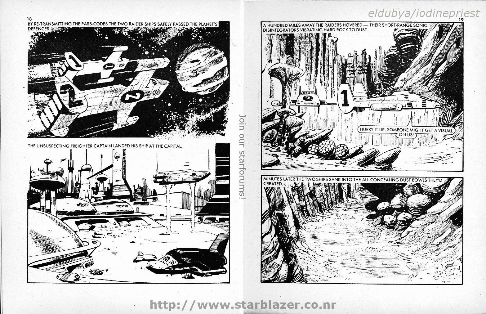 Starblazer issue 119 - Page 11