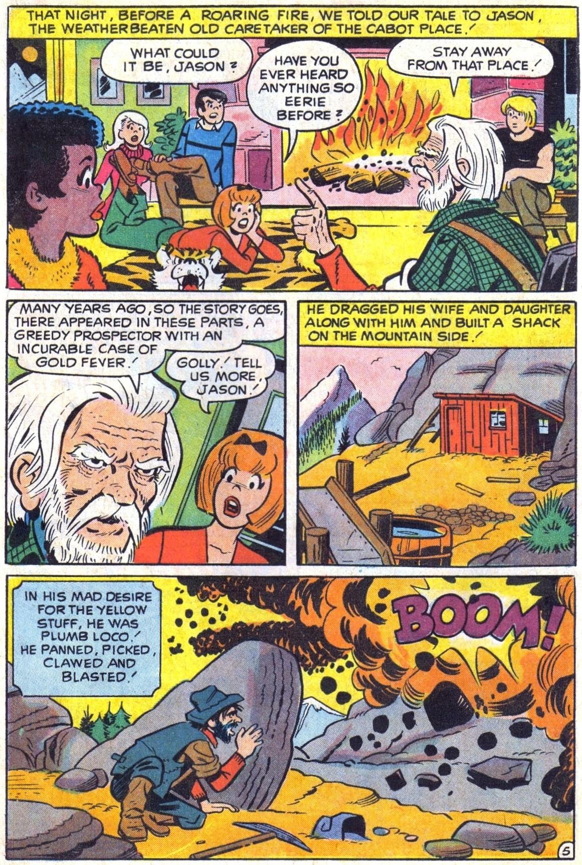 Read online She's Josie comic -  Issue #62 - 7
