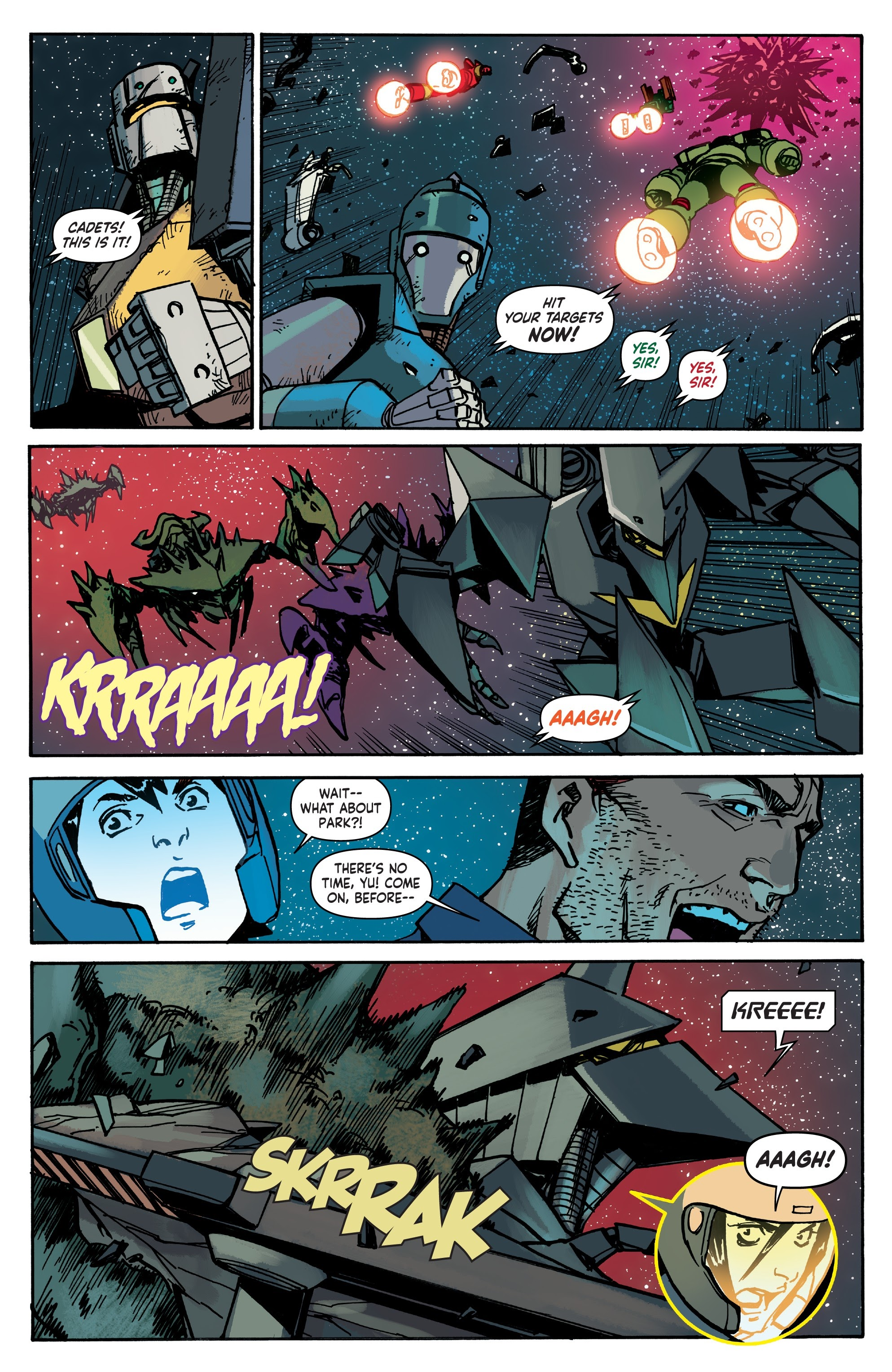 Mech Cadet Yu #_TPB_2 #15 - English 95