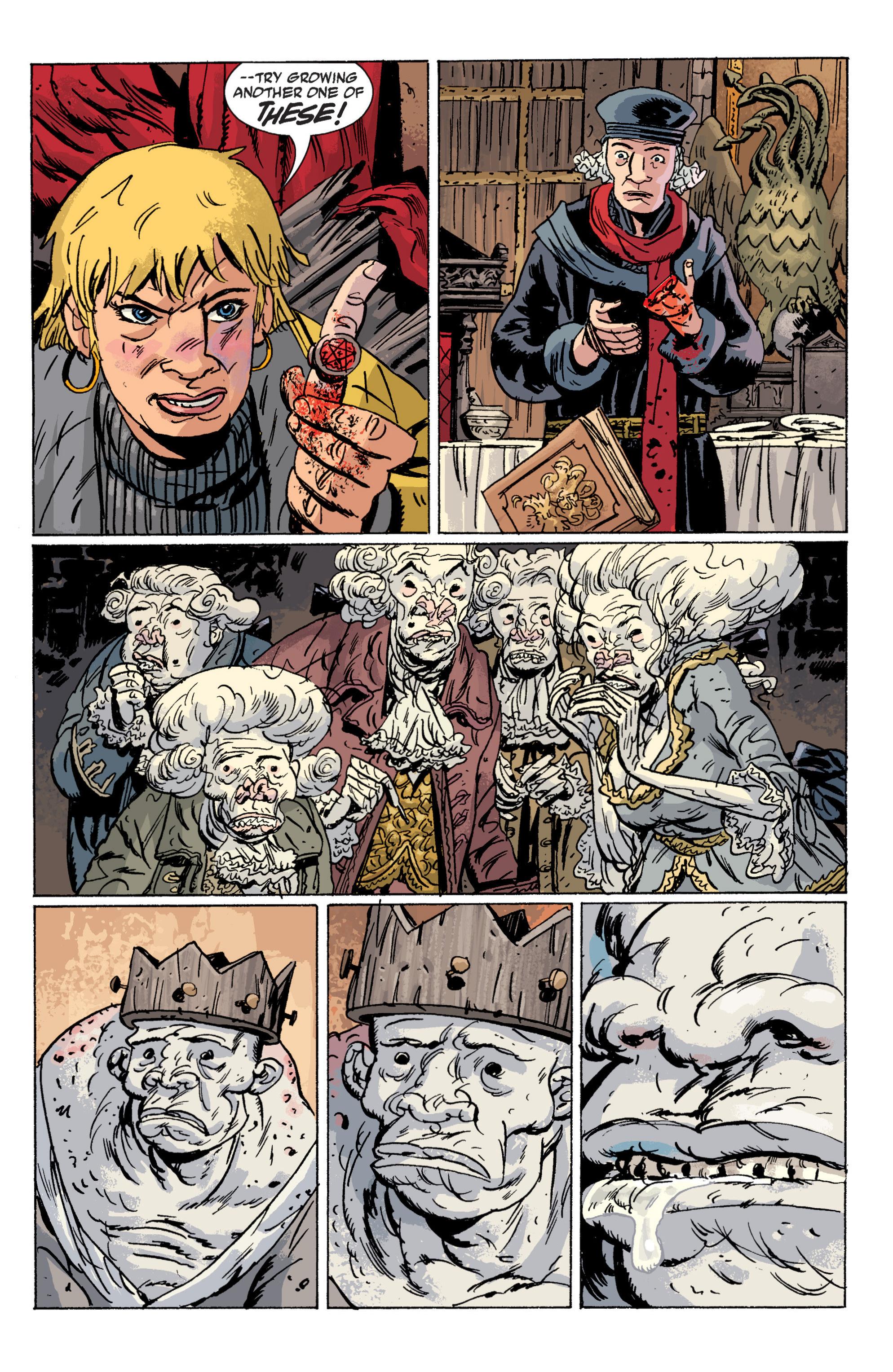 Read online B.P.R.D. (2003) comic -  Issue # TPB 6 - 120