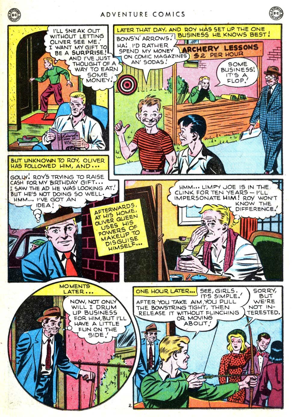 Read online Adventure Comics (1938) comic -  Issue #137 - 15