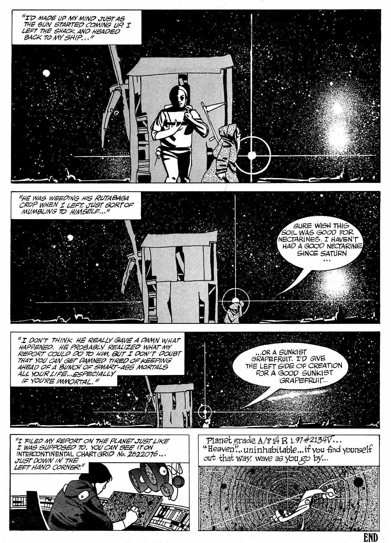 Read online Star*Reach comic -  Issue #7 - 11