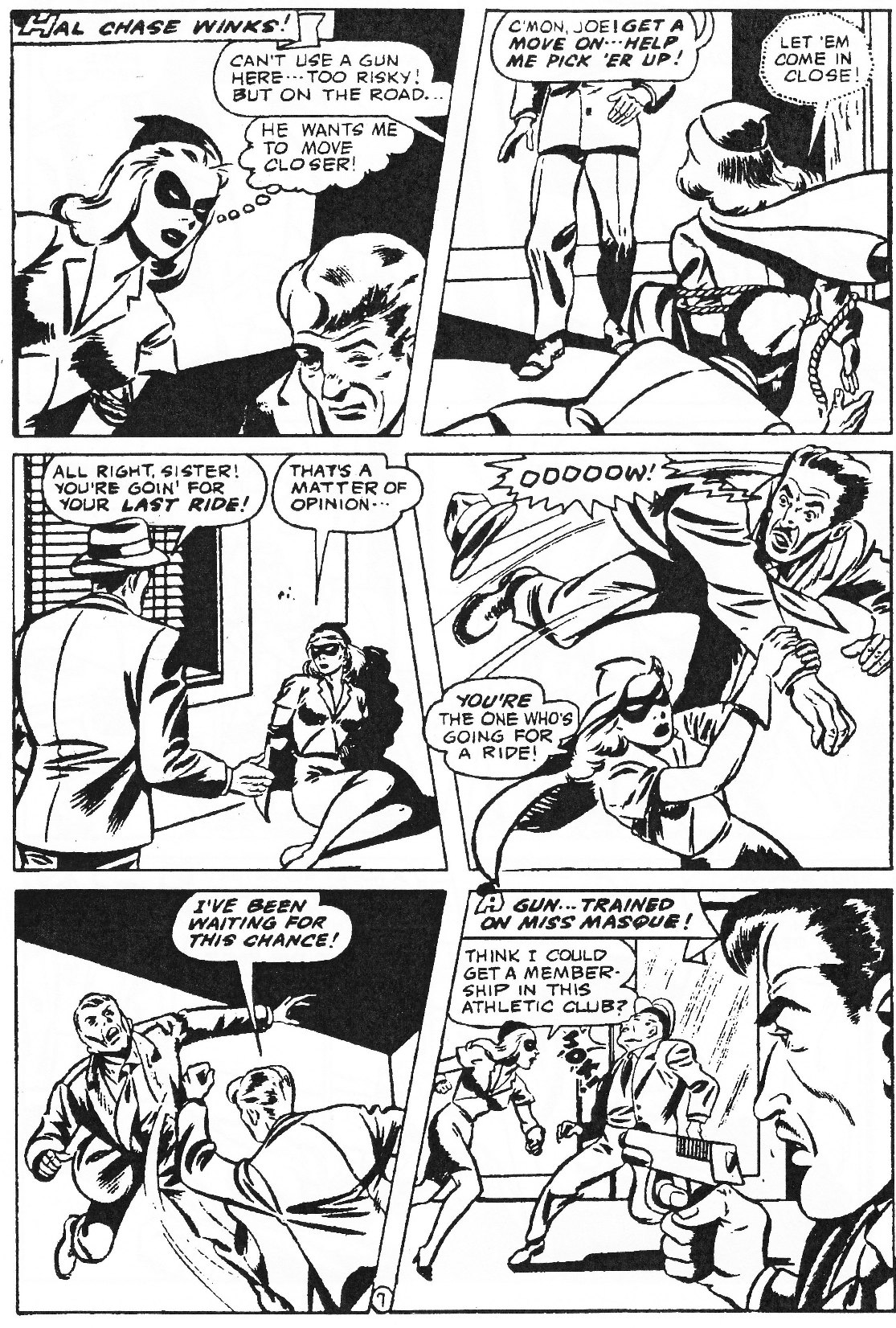 Read online Men of Mystery Comics comic -  Issue #81 - 24