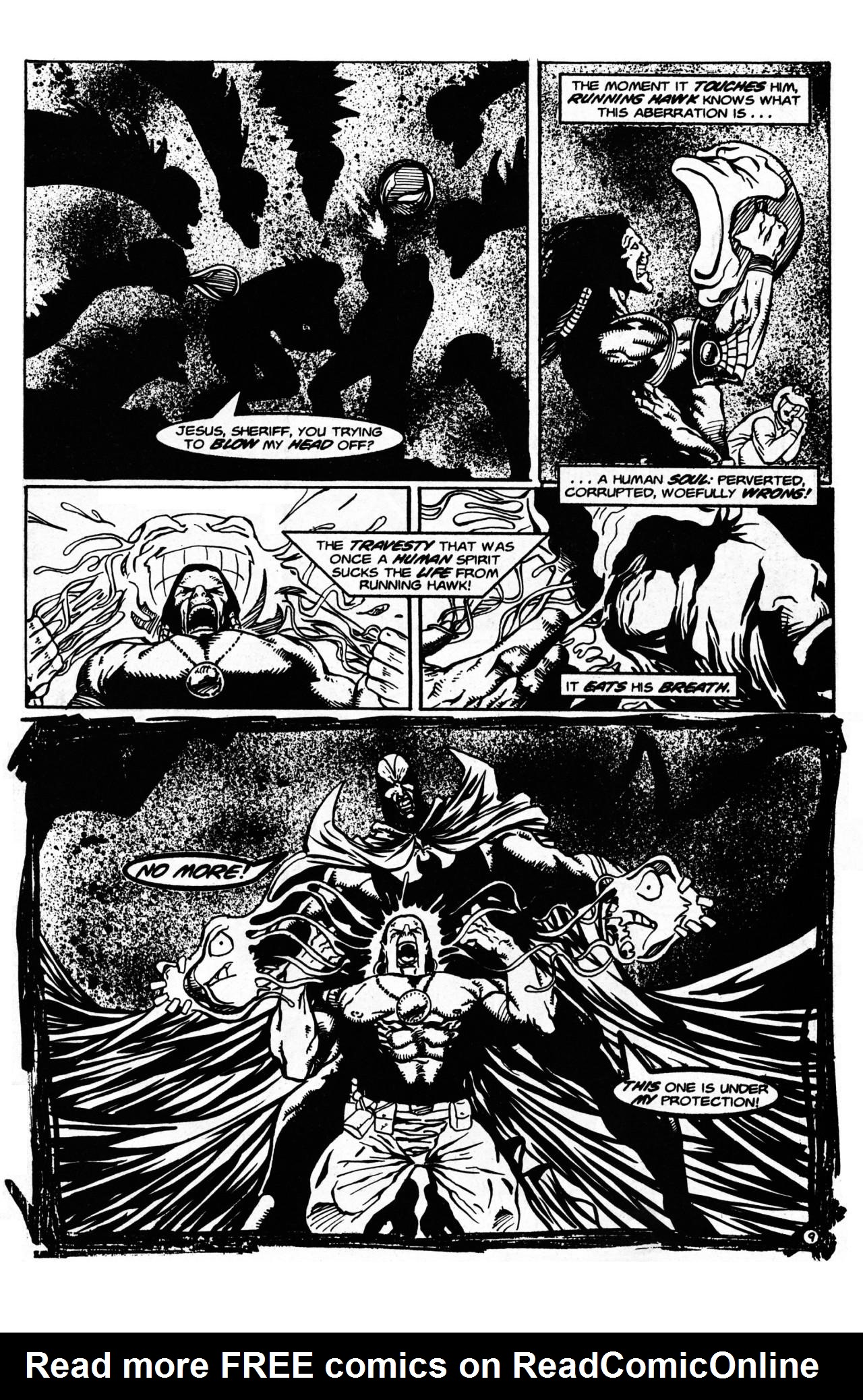 Read online Dr. Weird (1997) comic -  Issue #1 - 11