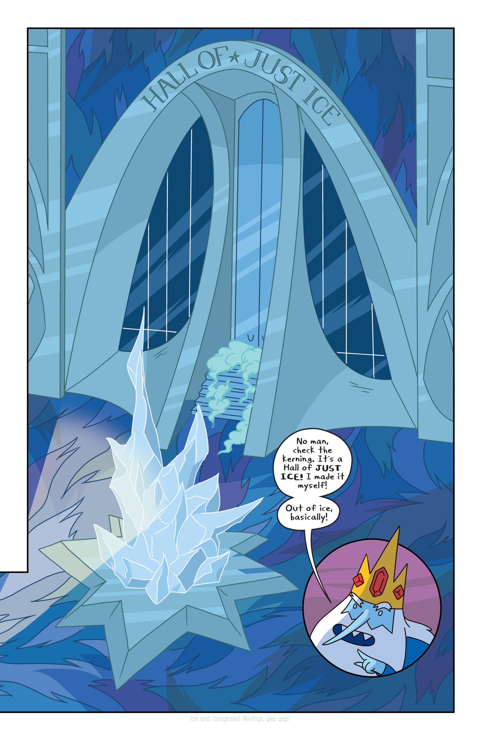 Read online Adventure Time comic -  Issue #16 - 14