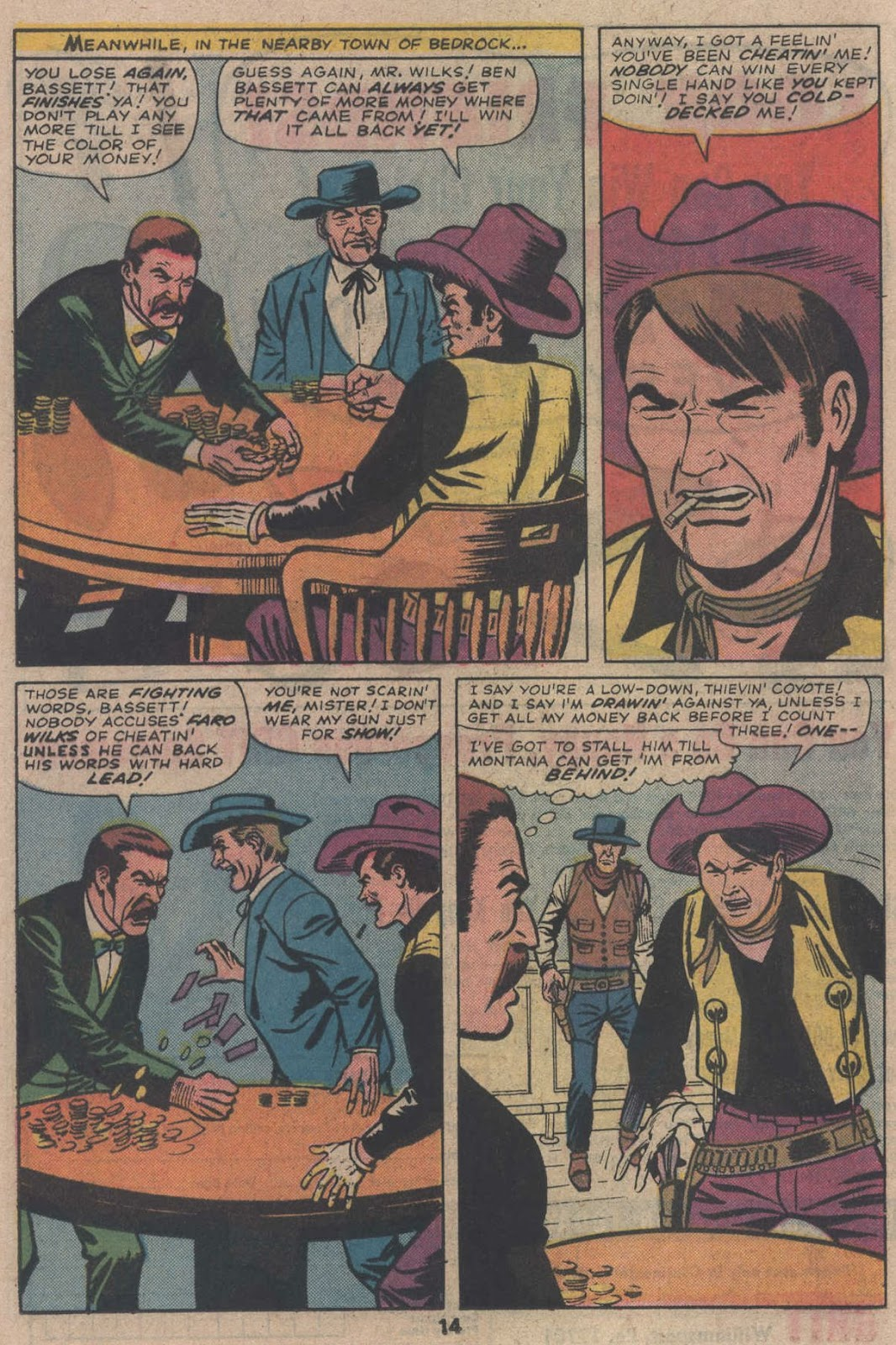 Kid Colt Outlaw issue 195 - Page 16