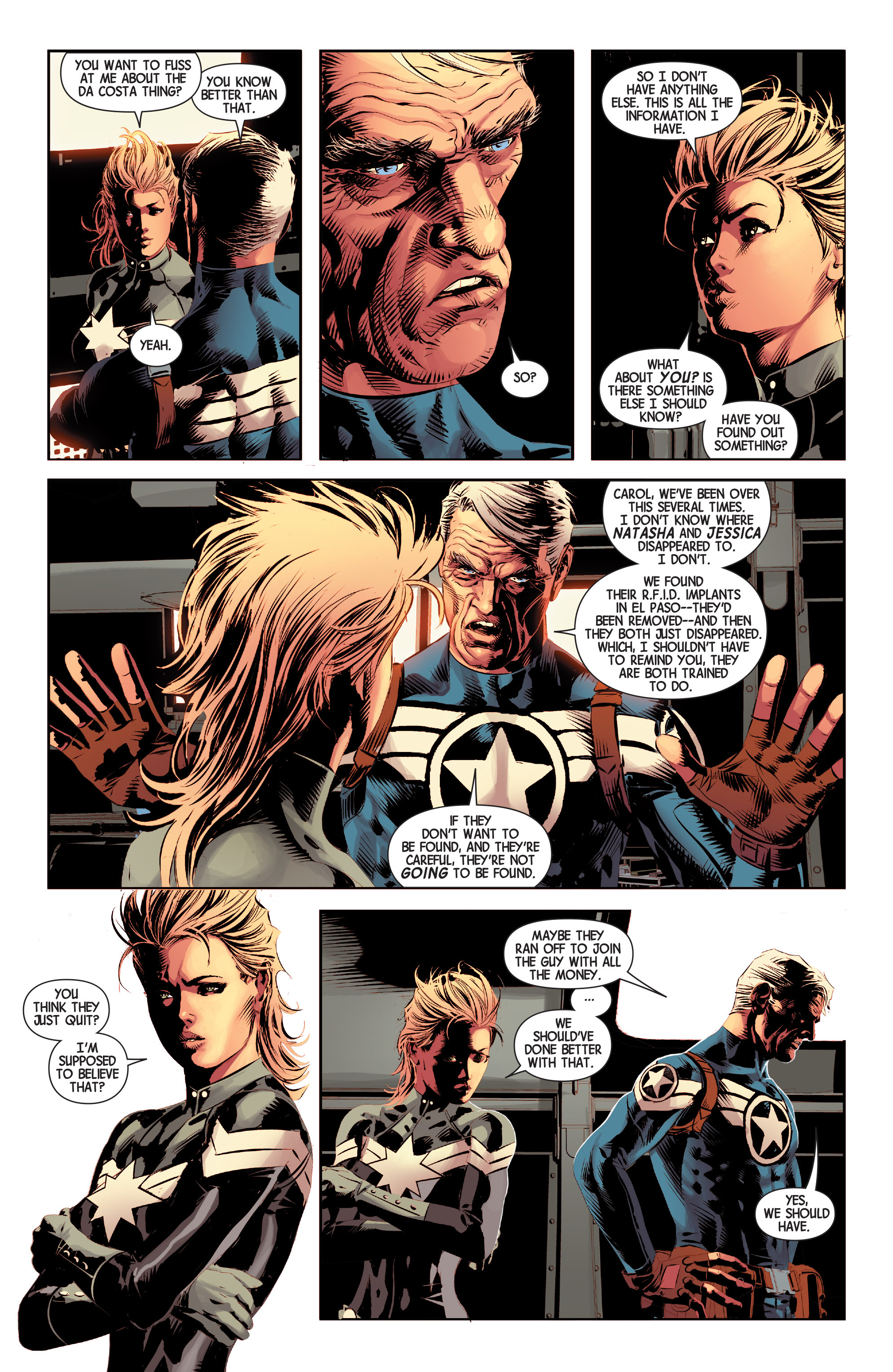 Read online Avengers (2013) comic -  Issue #37 - 23