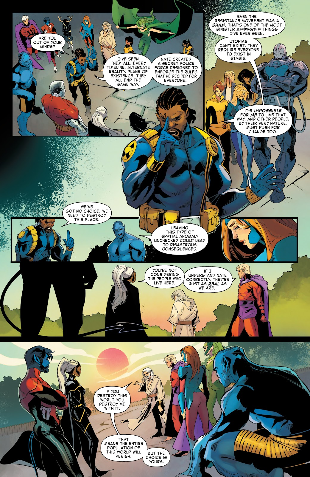 Read online Age of X-Man Omega comic -  Issue # Full - 25