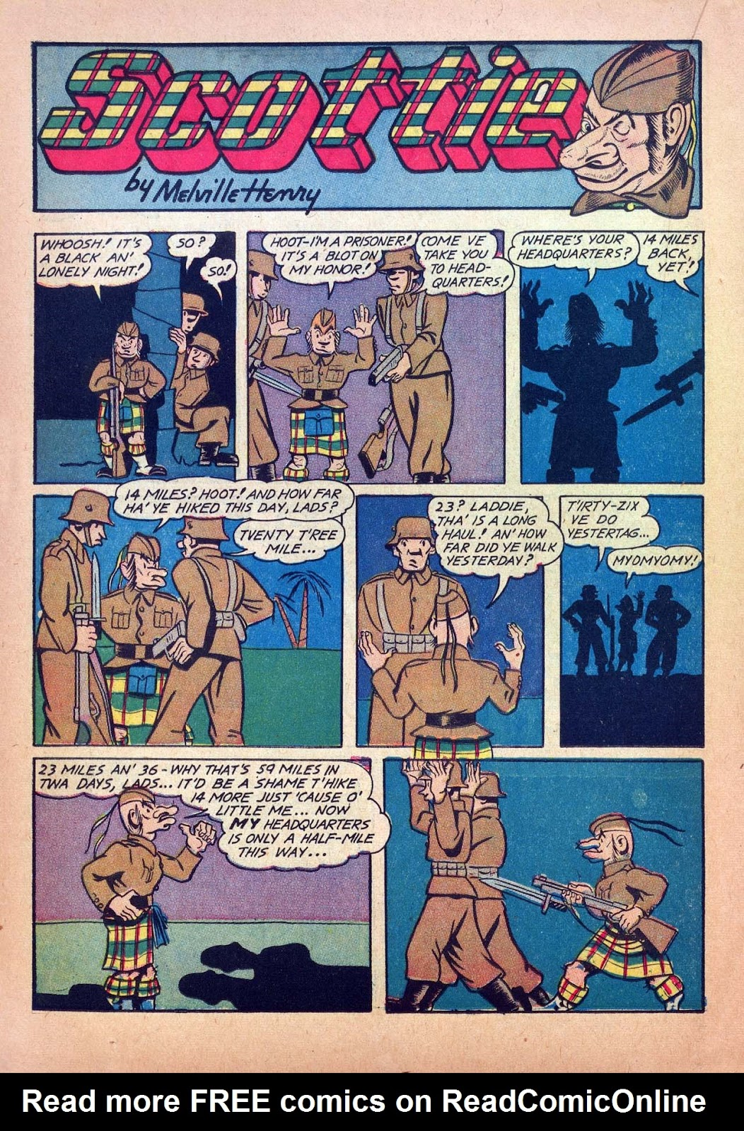 Read online Joker Comics comic -  Issue #4 - 40