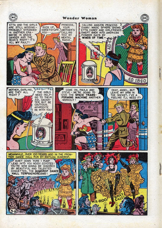 Read online Wonder Woman (1942) comic -  Issue #17 - 26
