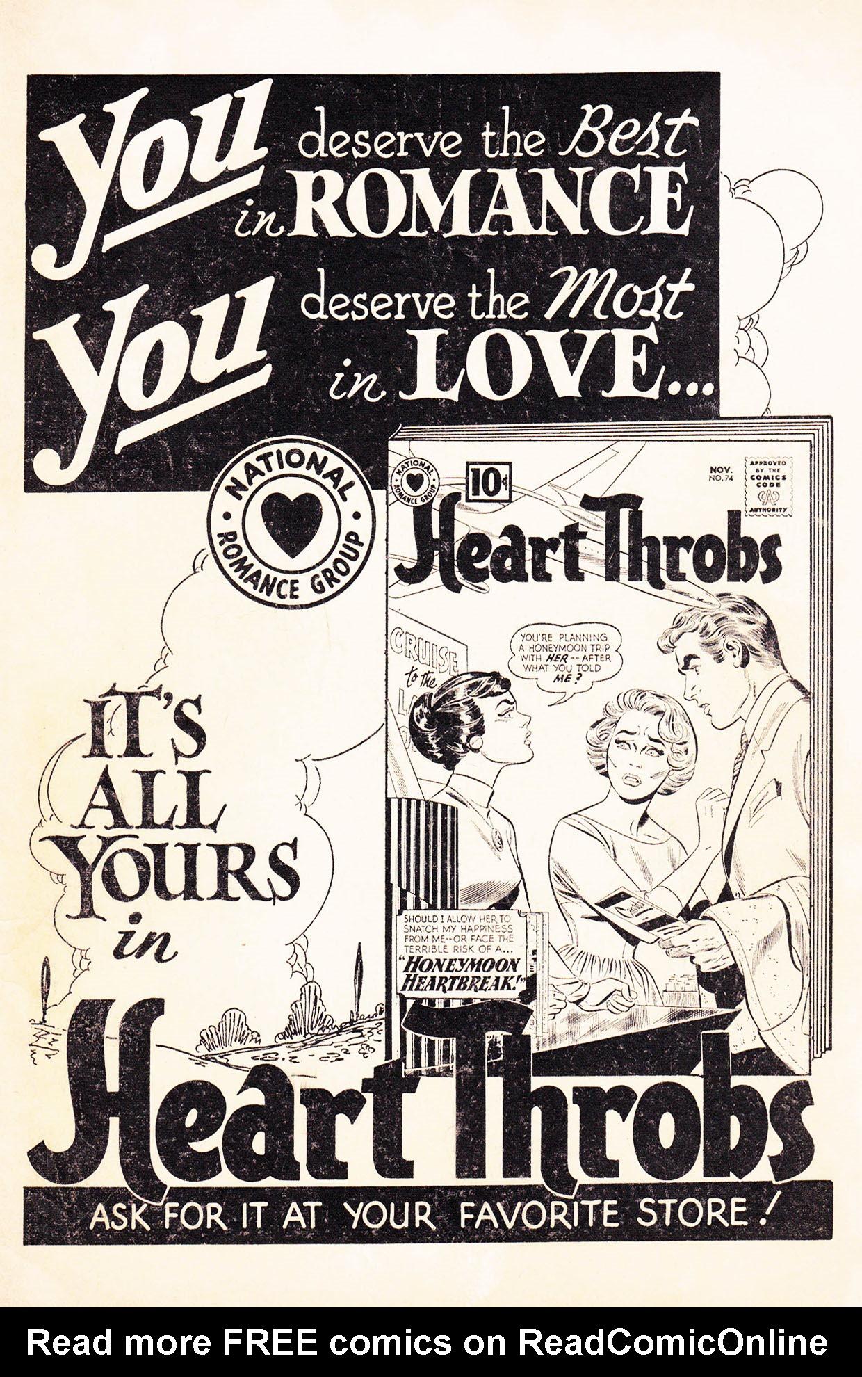 Read online Secret Hearts comic -  Issue #75 - 35
