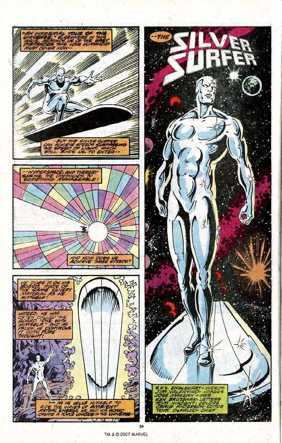 Read online Silver Surfer (1987) comic -  Issue # _Annual 2 - 36