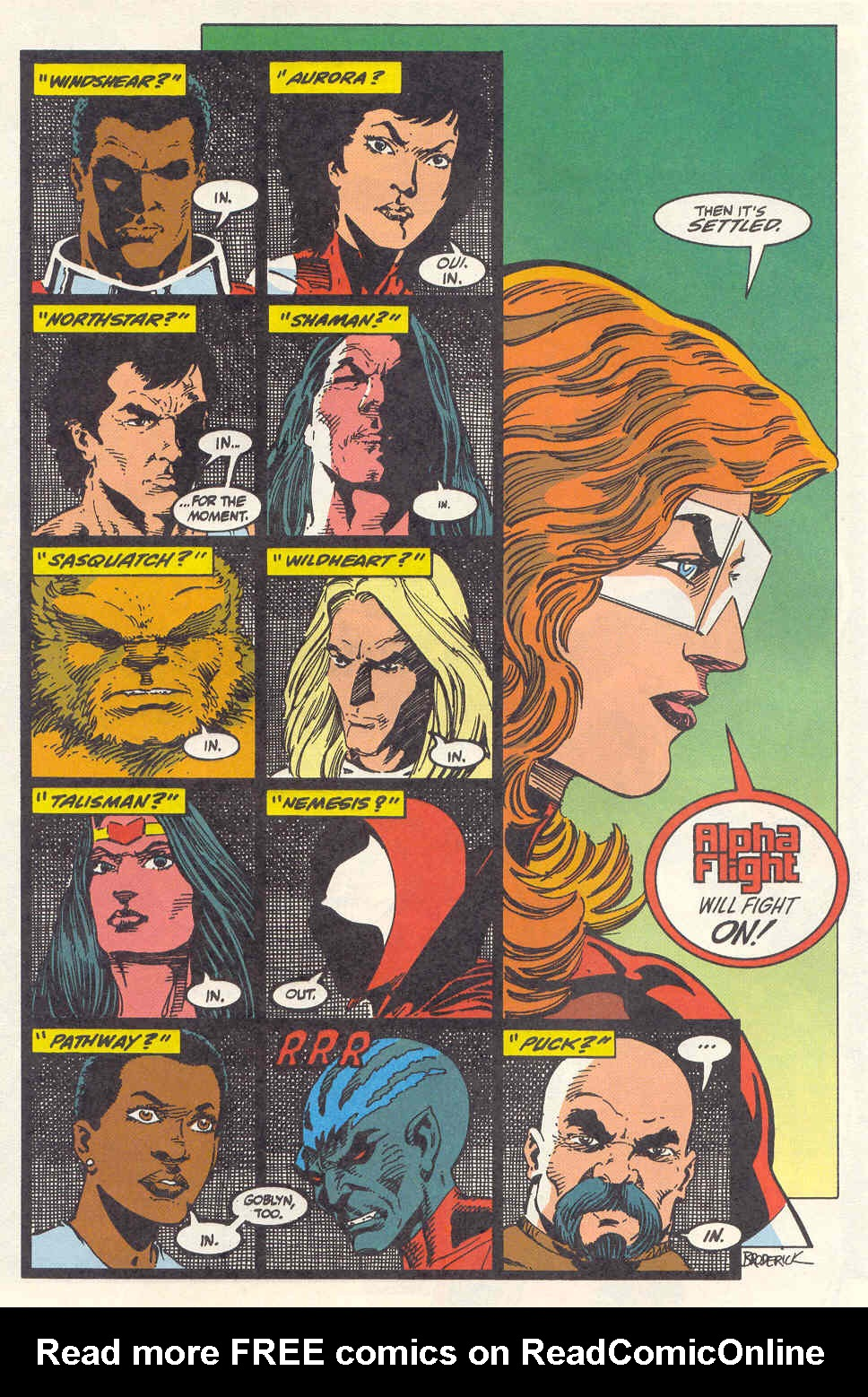 Read online Alpha Flight (1983) comic -  Issue #120 - 25