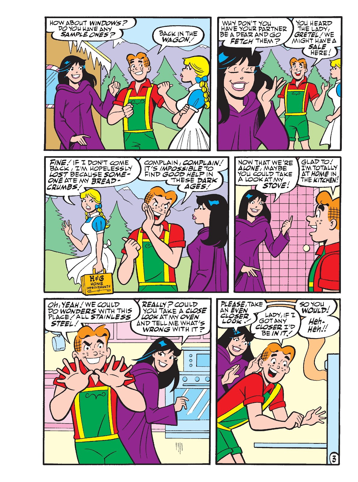 Betty and Veronica Double Digest issue 291 - Page 4